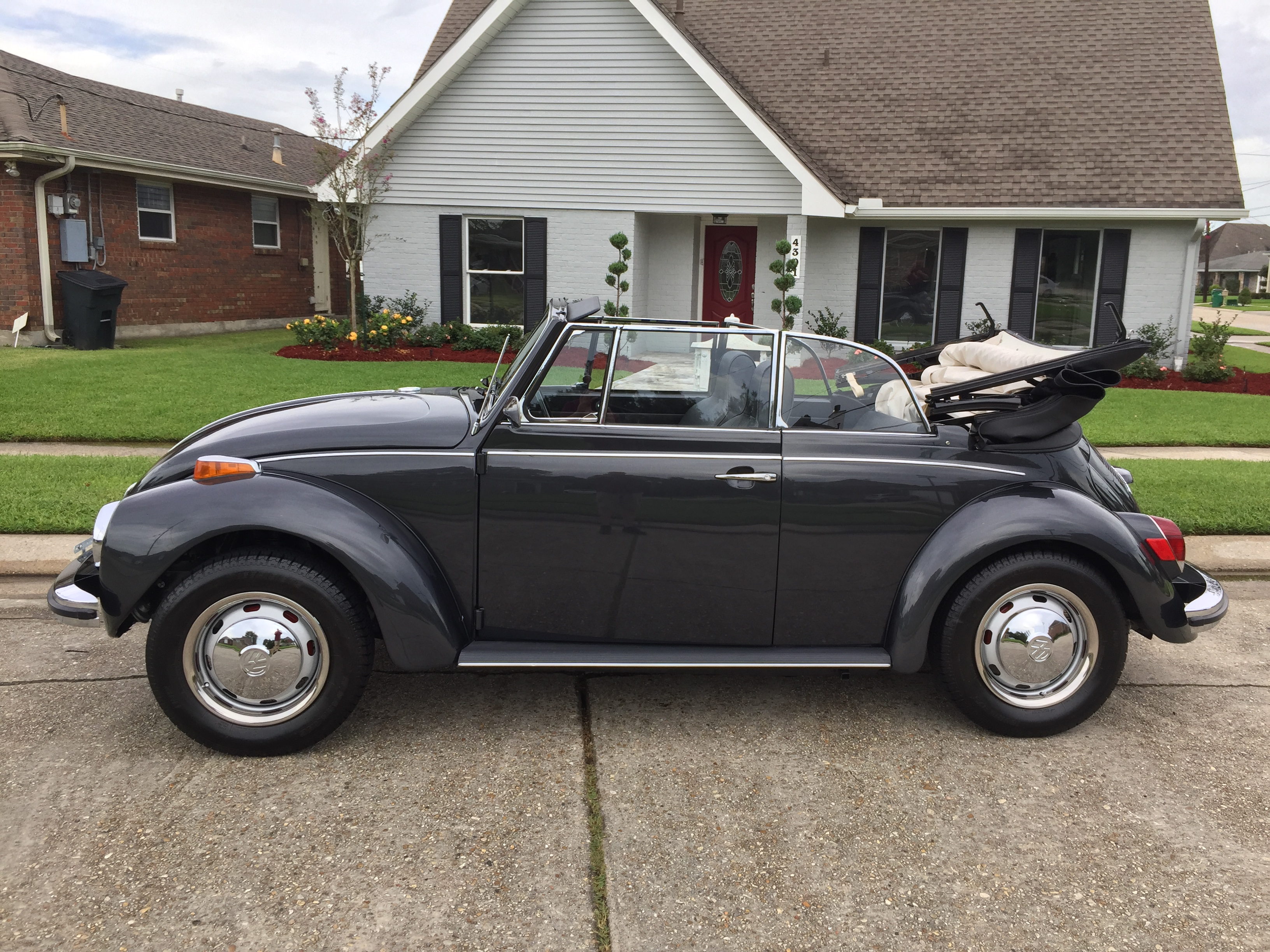 8th Image of a 1971 VOLKSWAGEN SUPER BEETLE