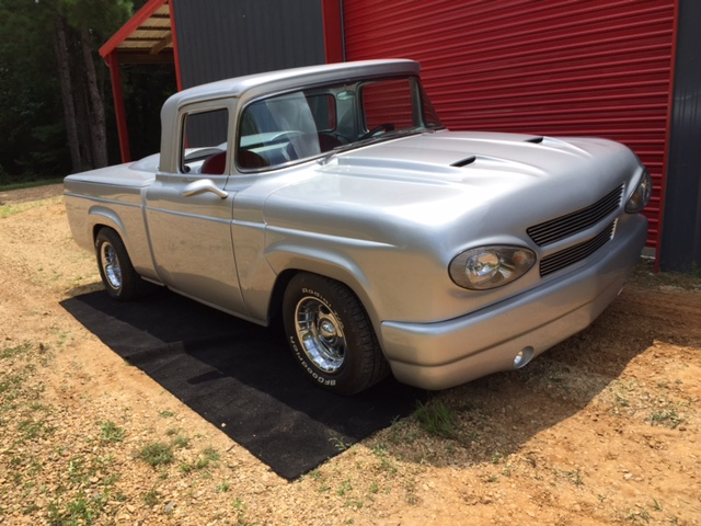 1st Image of a 1960 FORD F100