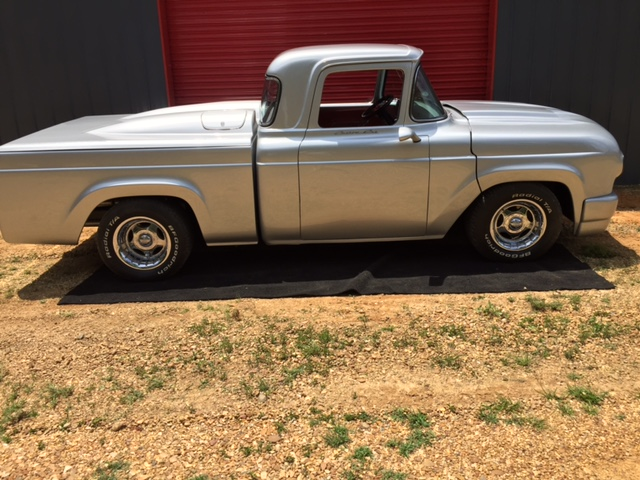 3rd Image of a 1960 FORD F100