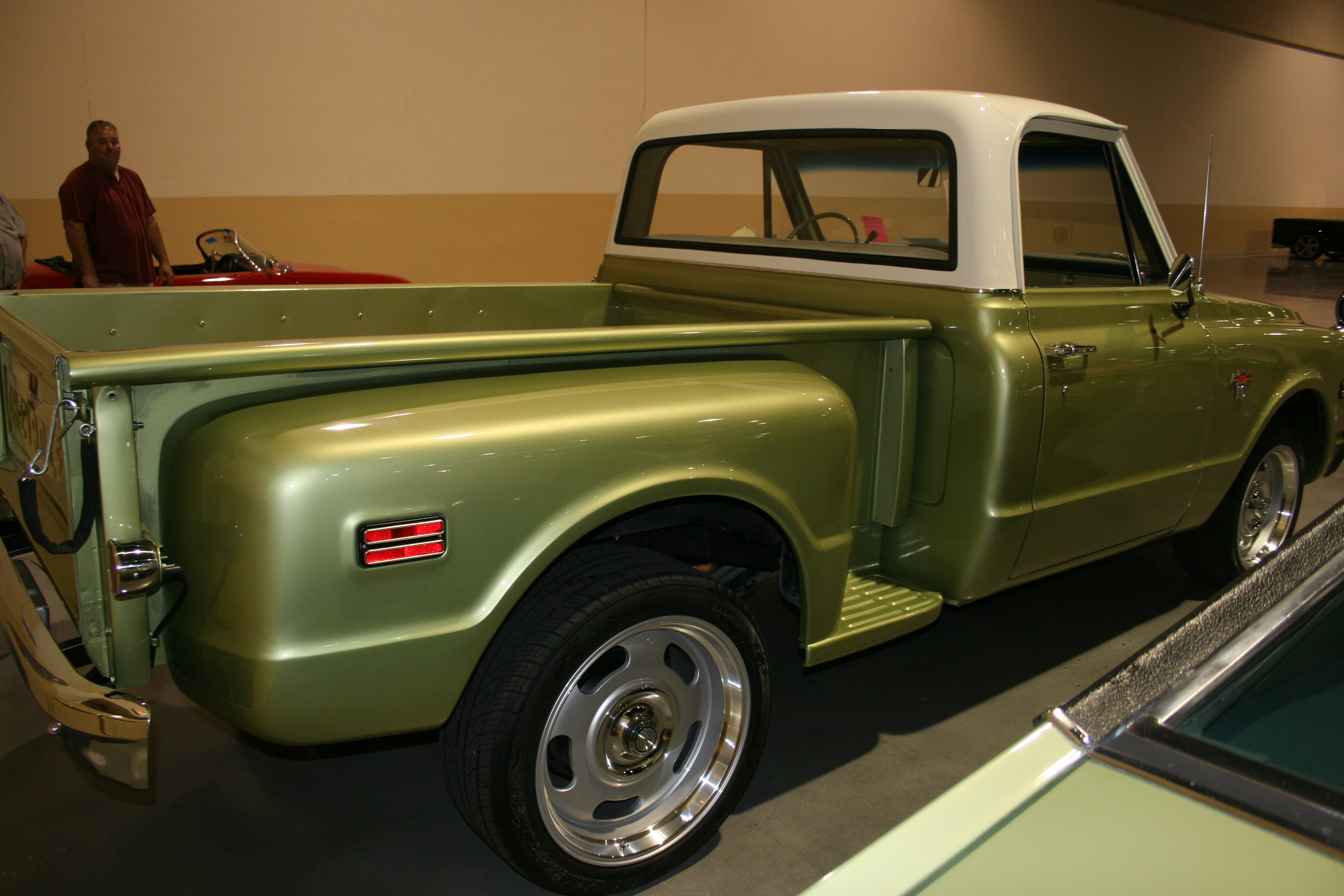 5th Image of a 1969 CHEVROLET C10
