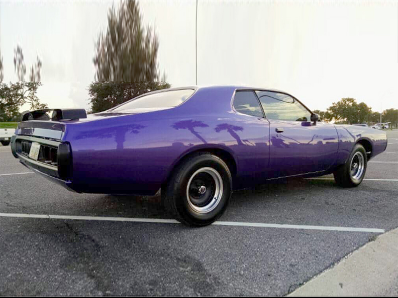 2nd Image of a 1973 DODGE CHARGER