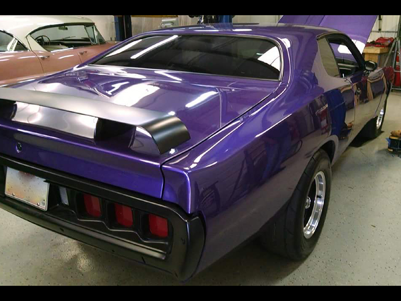 3rd Image of a 1973 DODGE CHARGER