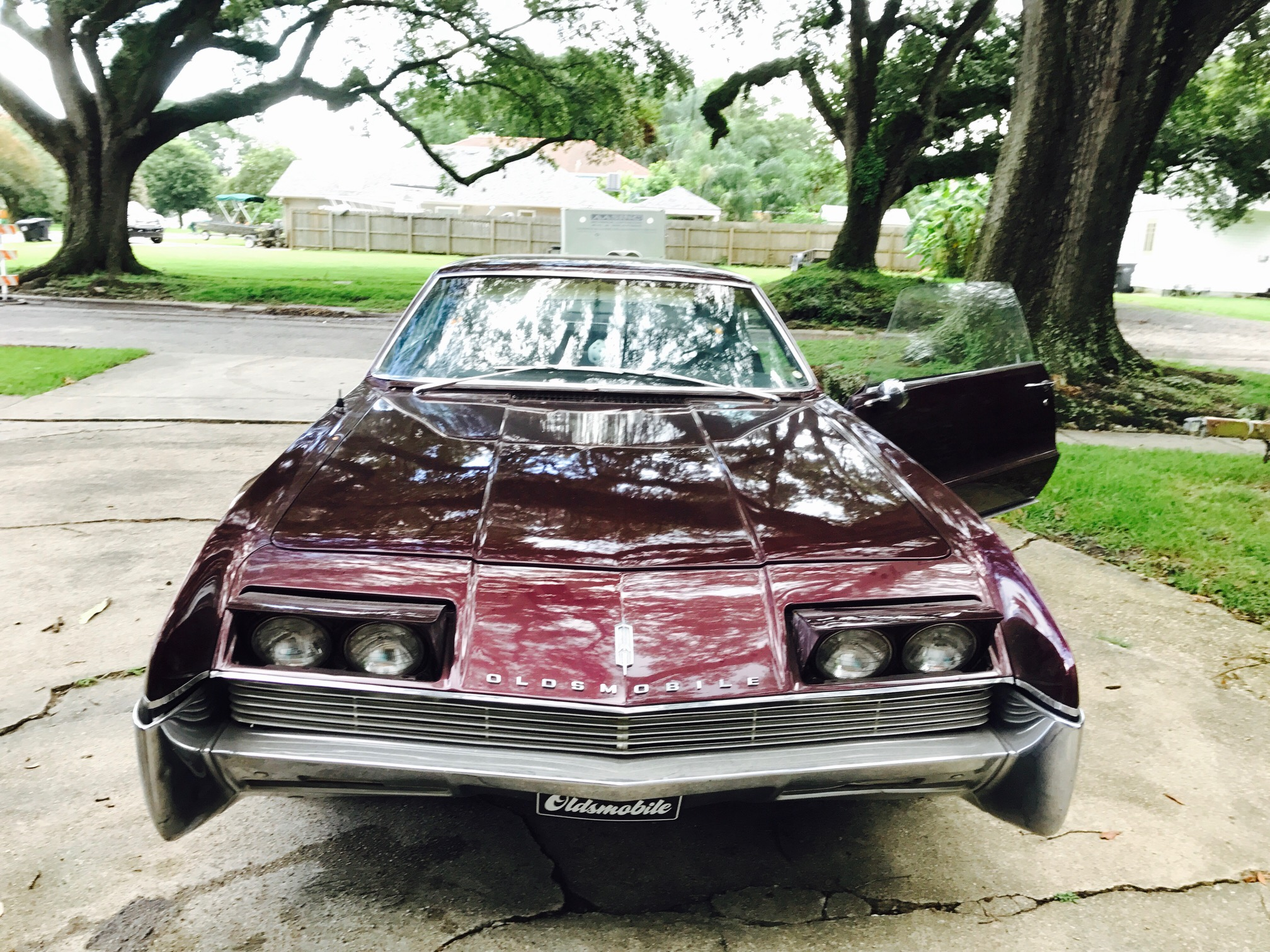 7th Image of a 1966 OLDSMOBILE TORONADO