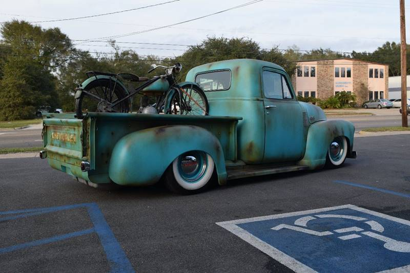 3rd Image of a 1951 CHEVROLET 3100