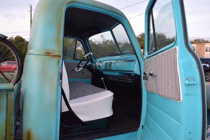 4th Image of a 1951 CHEVROLET 3100