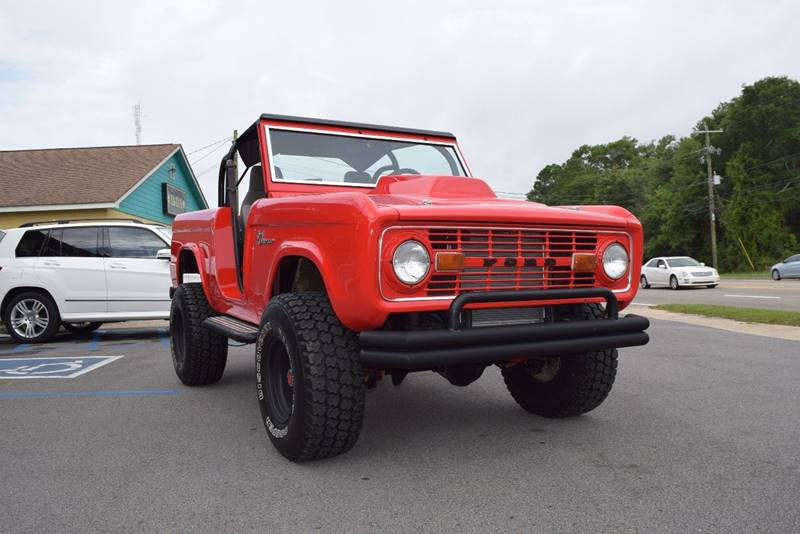 2nd Image of a 1977 FORD BRONCO