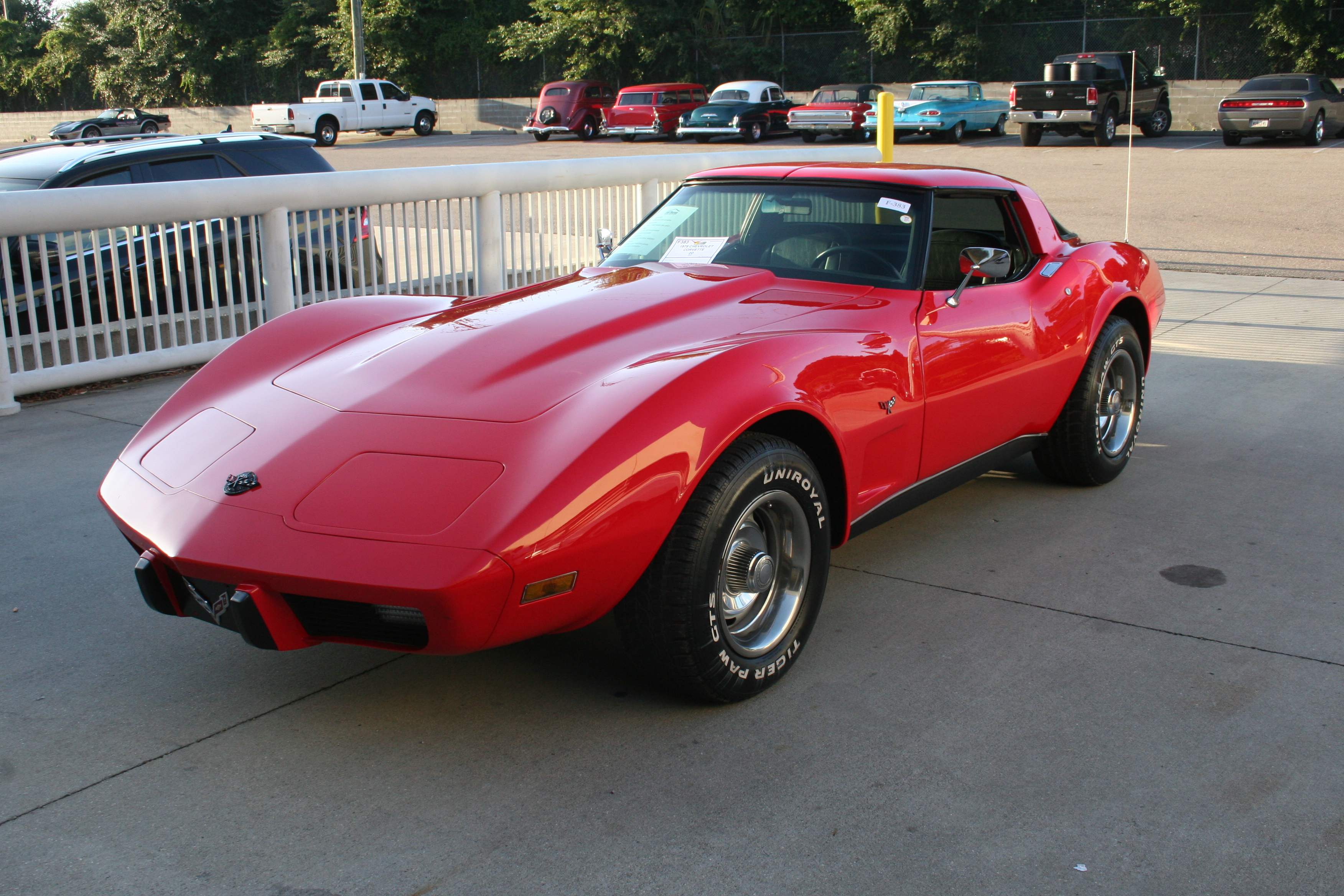 2nd Image of a 1978 CHEVROLET CORVETTE