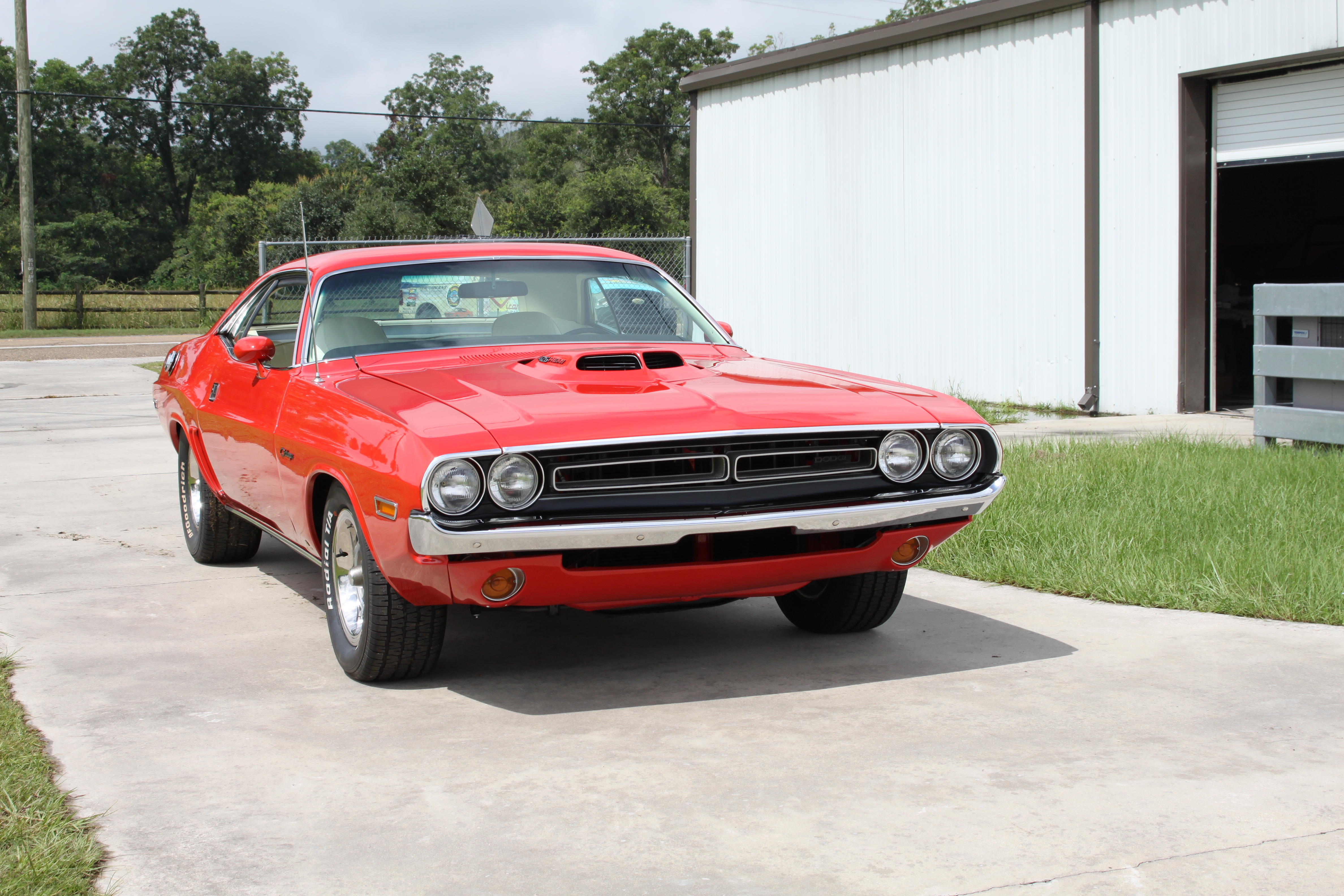 4th Image of a 1971 DODGE CHALLENGER