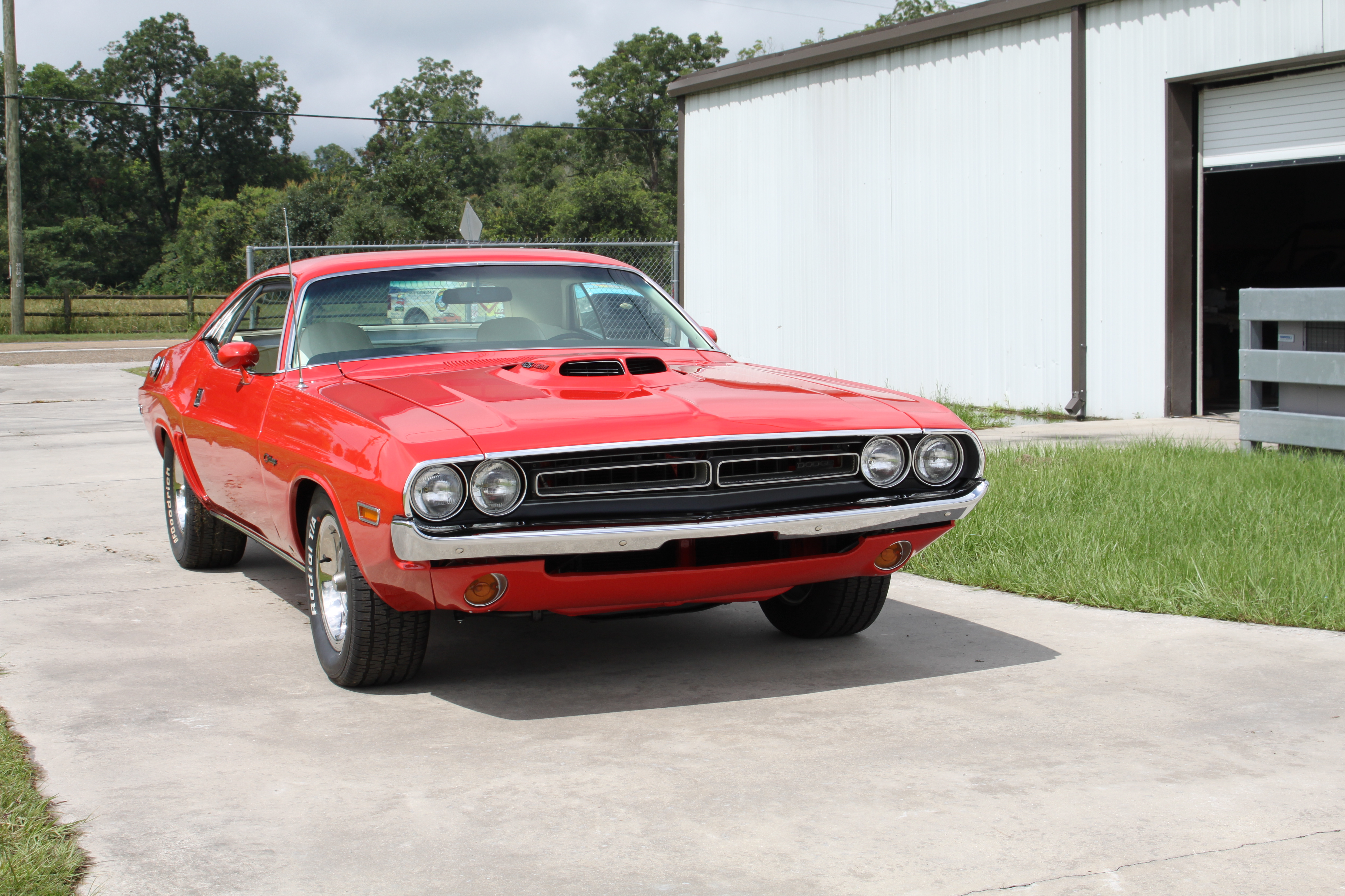 5th Image of a 1971 DODGE CHALLENGER