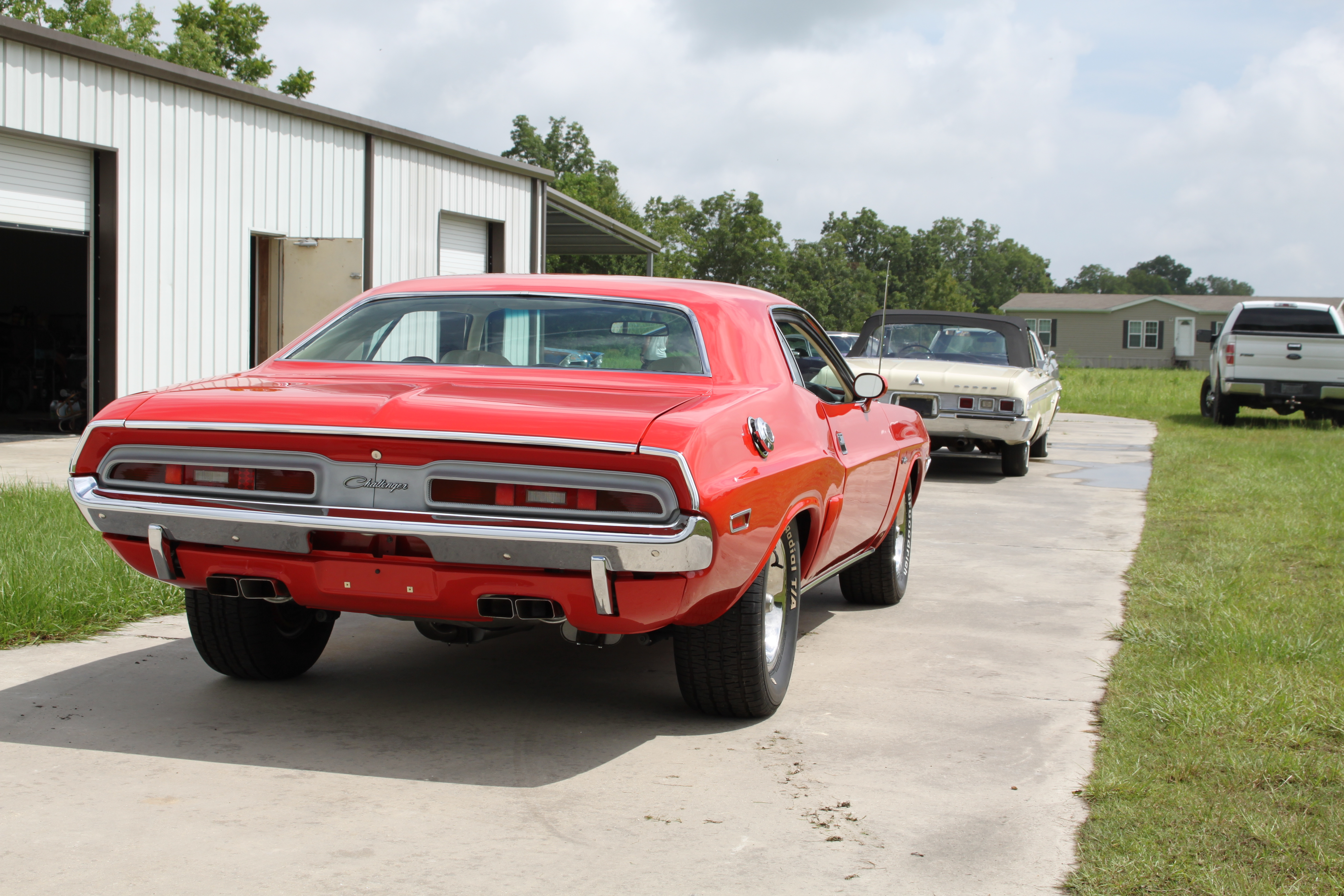 6th Image of a 1971 DODGE CHALLENGER