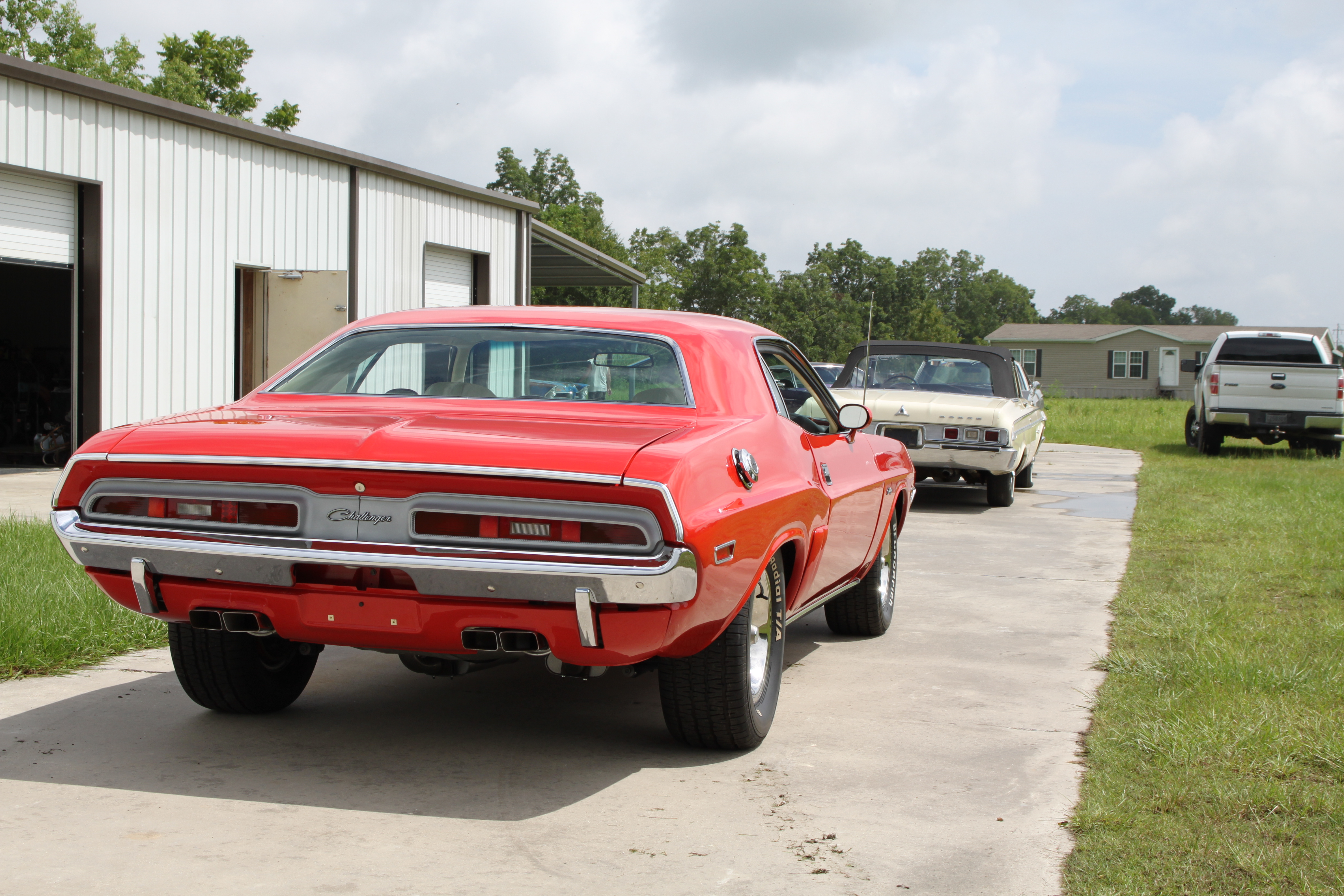 7th Image of a 1971 DODGE CHALLENGER