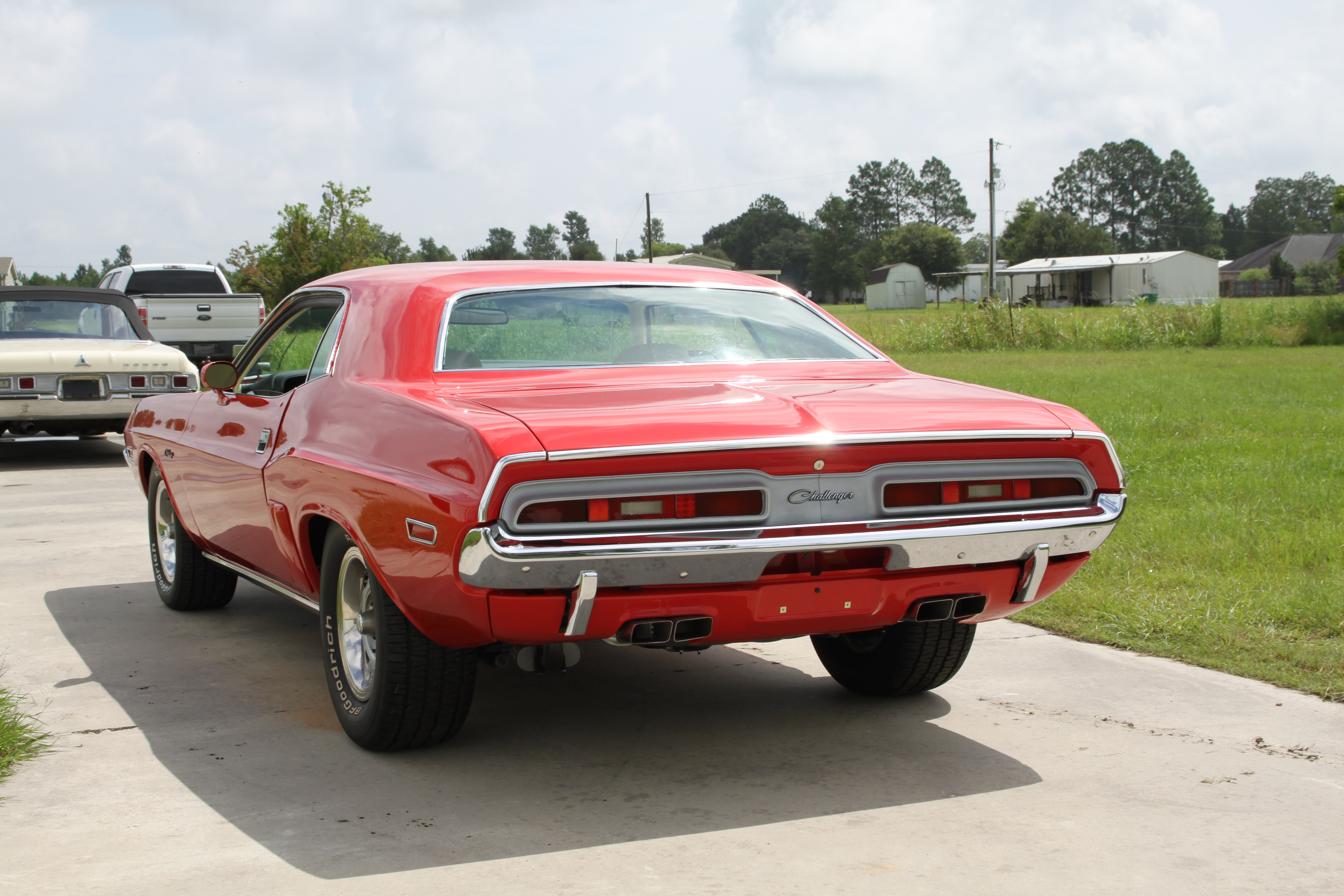 8th Image of a 1971 DODGE CHALLENGER