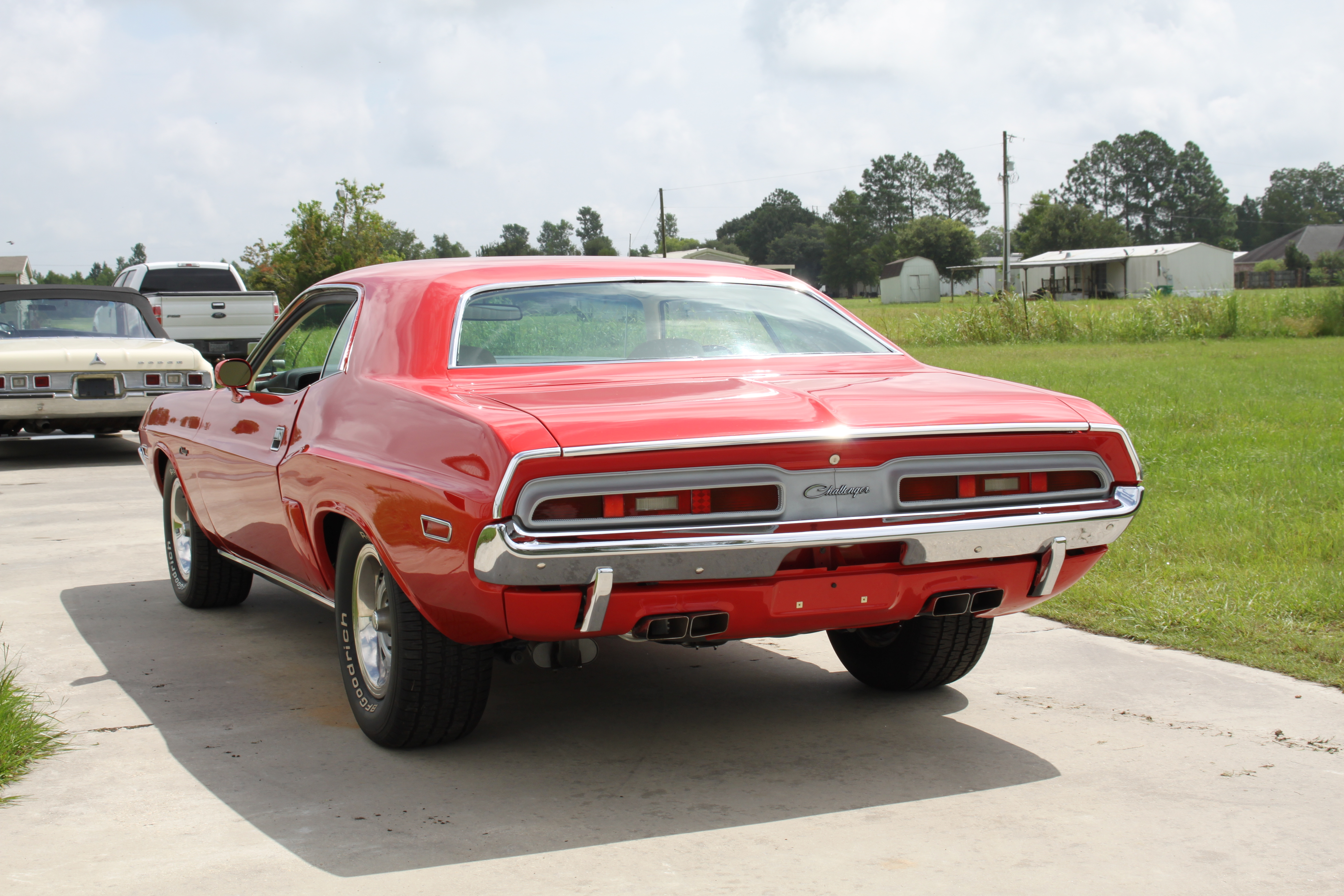 9th Image of a 1971 DODGE CHALLENGER