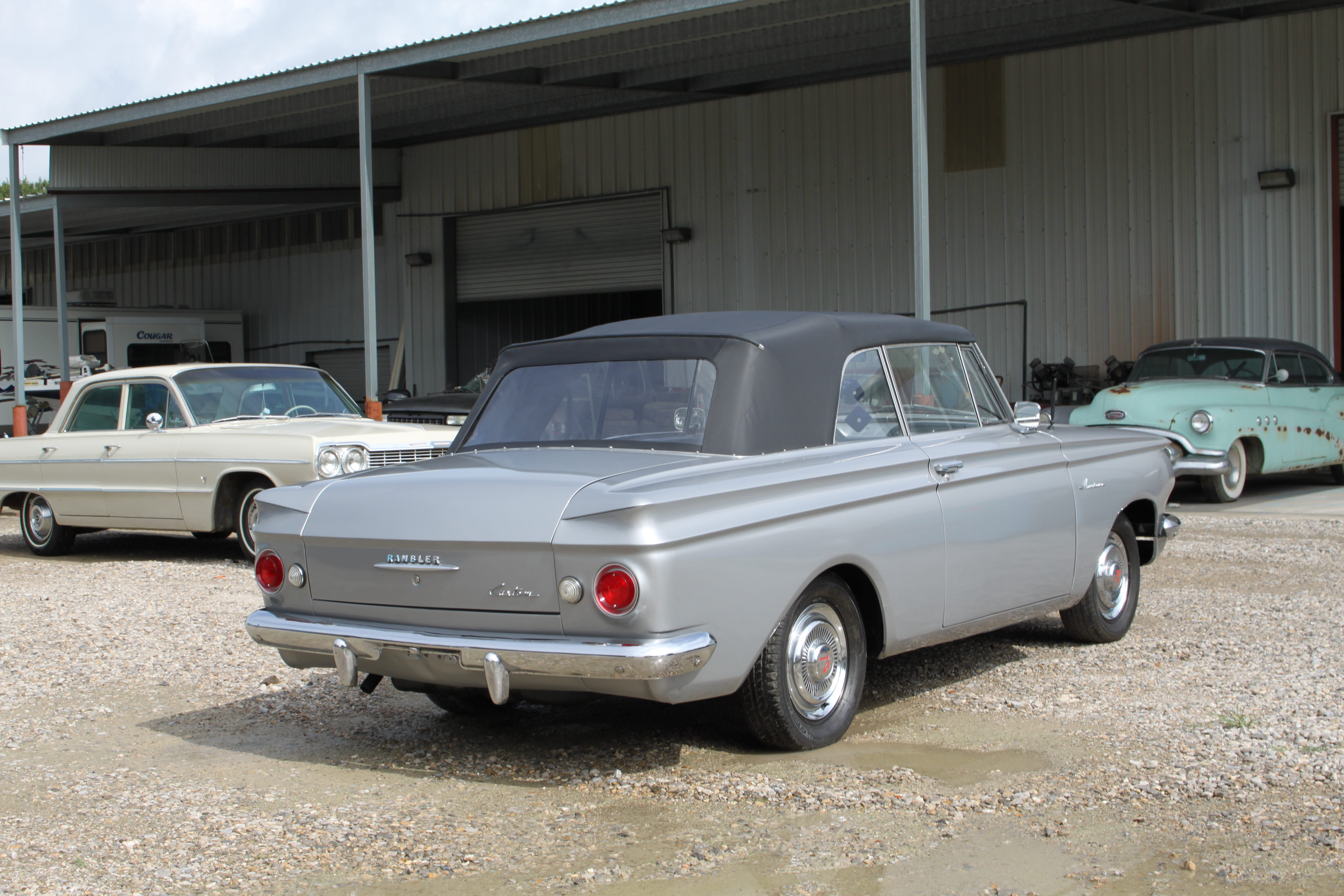 3rd Image of a 1961 RAMBLER AMERICA