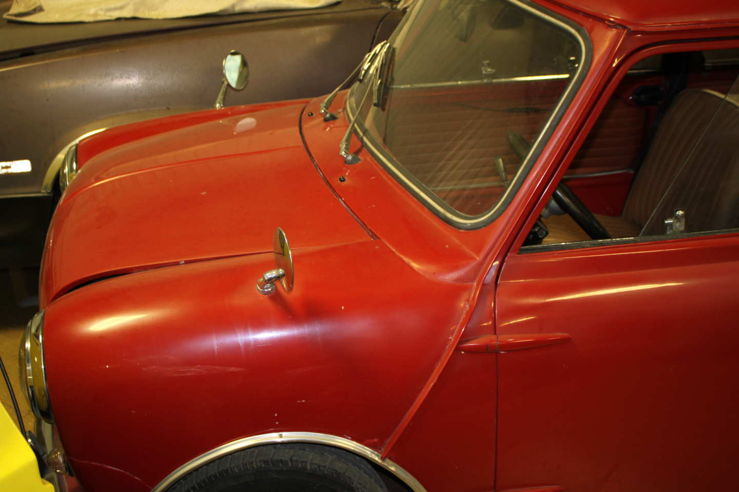 4th Image of a 1965 AUSTIN 850