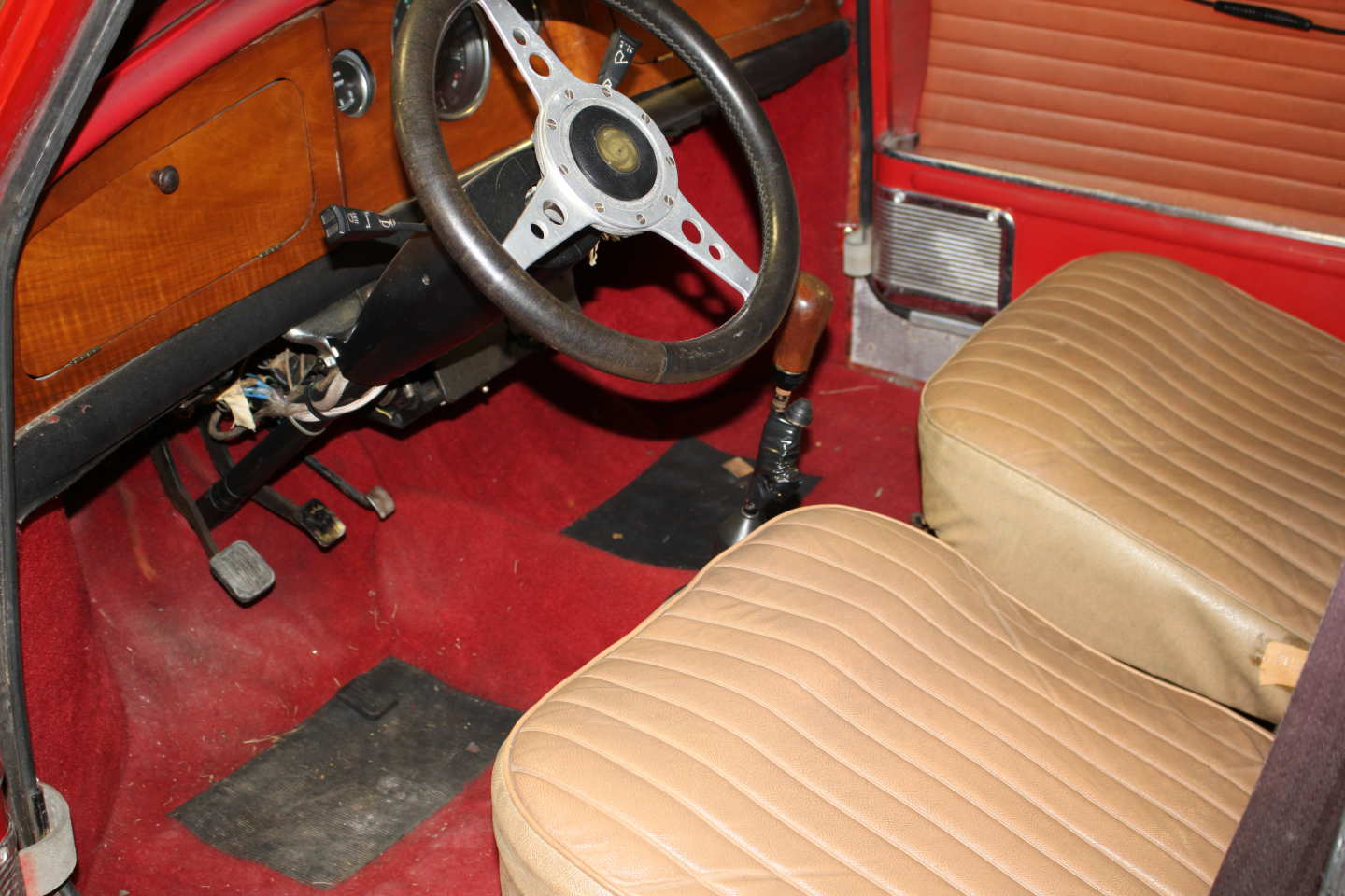 5th Image of a 1965 AUSTIN 850