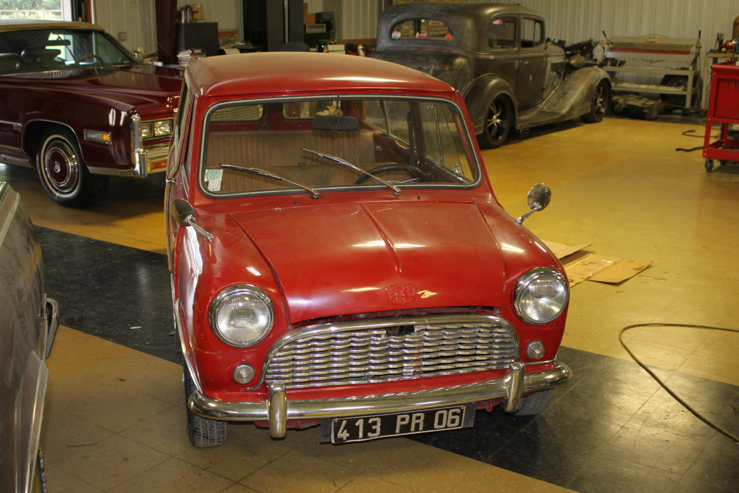 7th Image of a 1965 AUSTIN 850