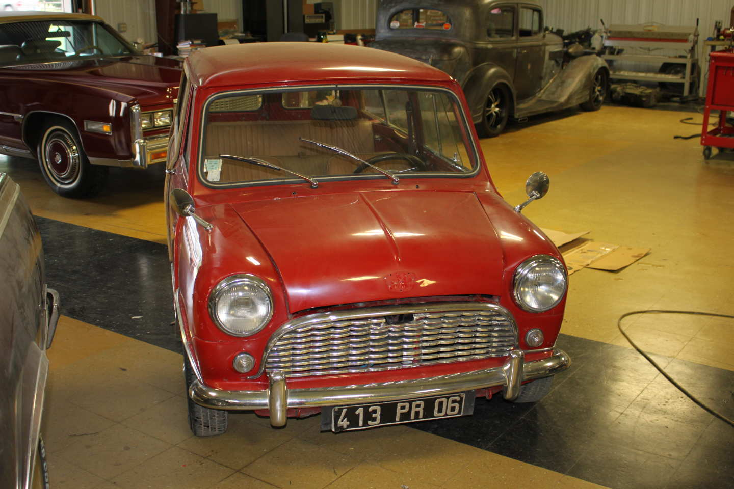8th Image of a 1965 AUSTIN 850