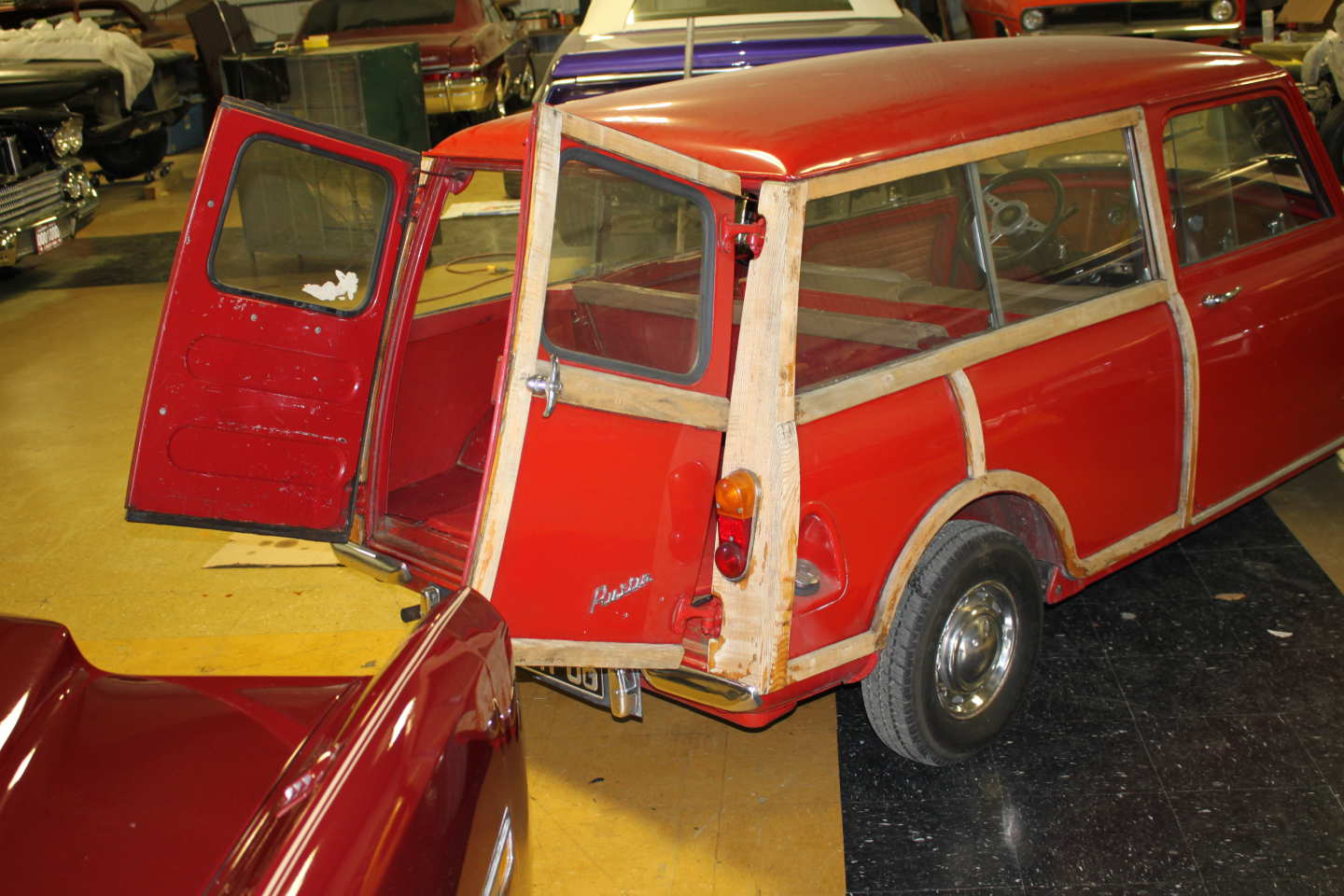 9th Image of a 1965 AUSTIN 850