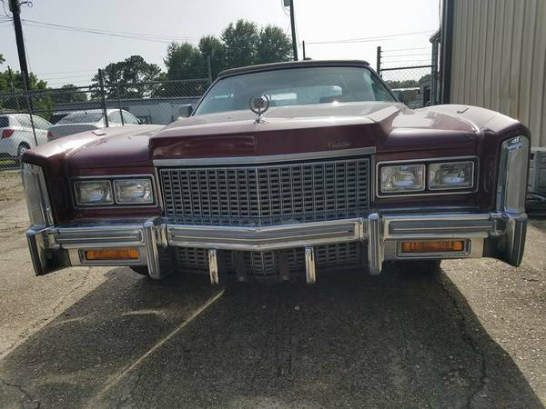 19th Image of a 1976 CADILLAC ELDORADO