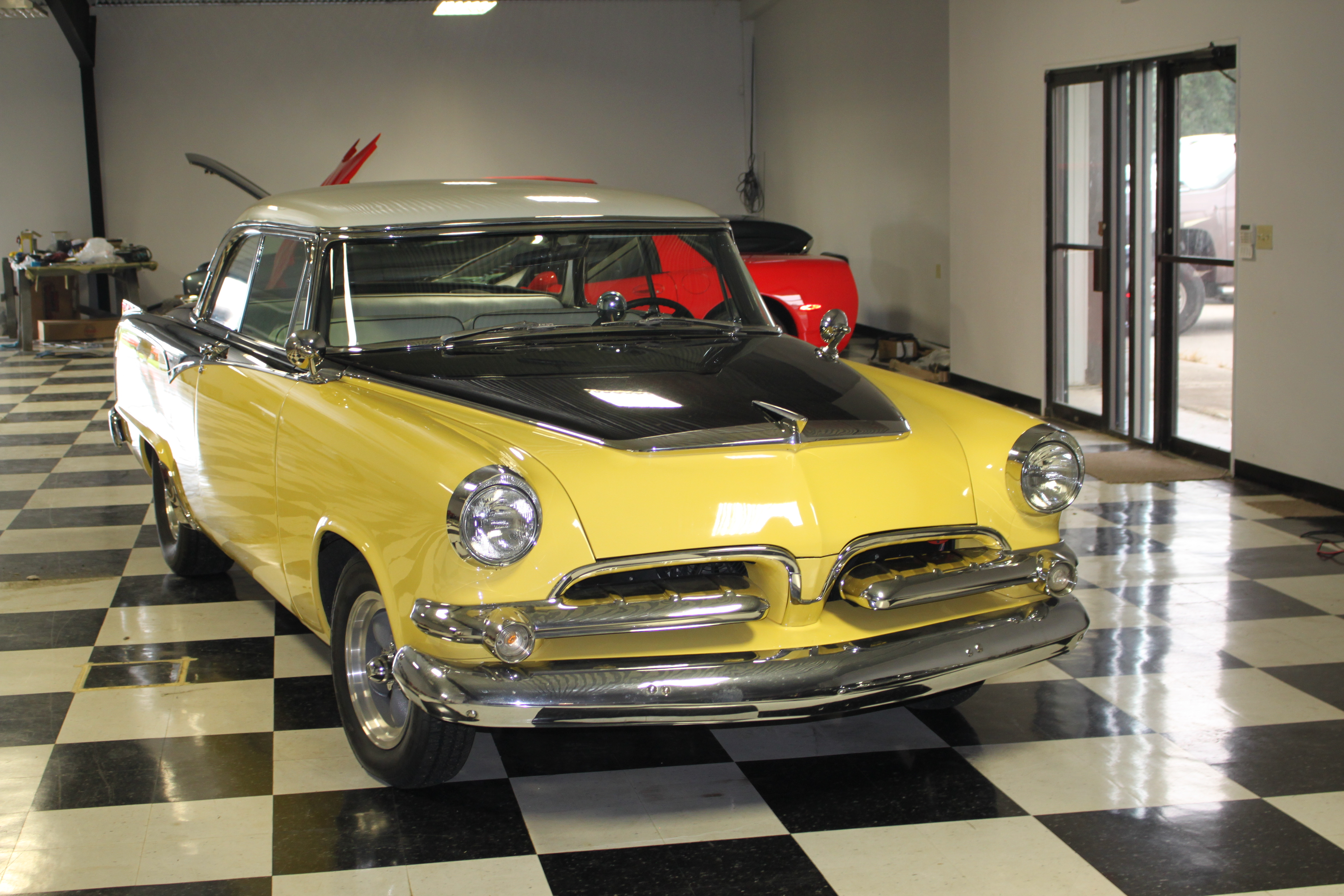7th Image of a 1955 DODGE ROYAL