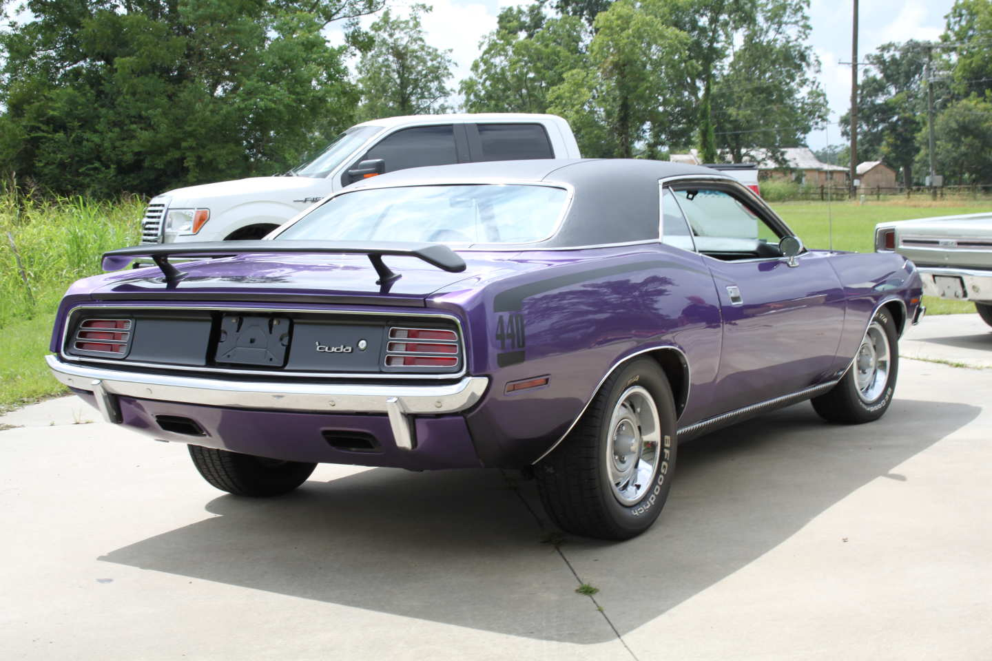 5th Image of a 1970 PLYMOUTH BARRACUDA