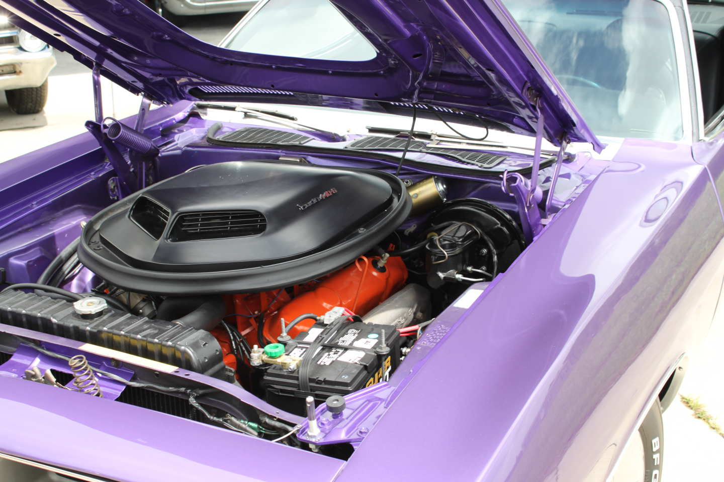 10th Image of a 1970 PLYMOUTH BARRACUDA