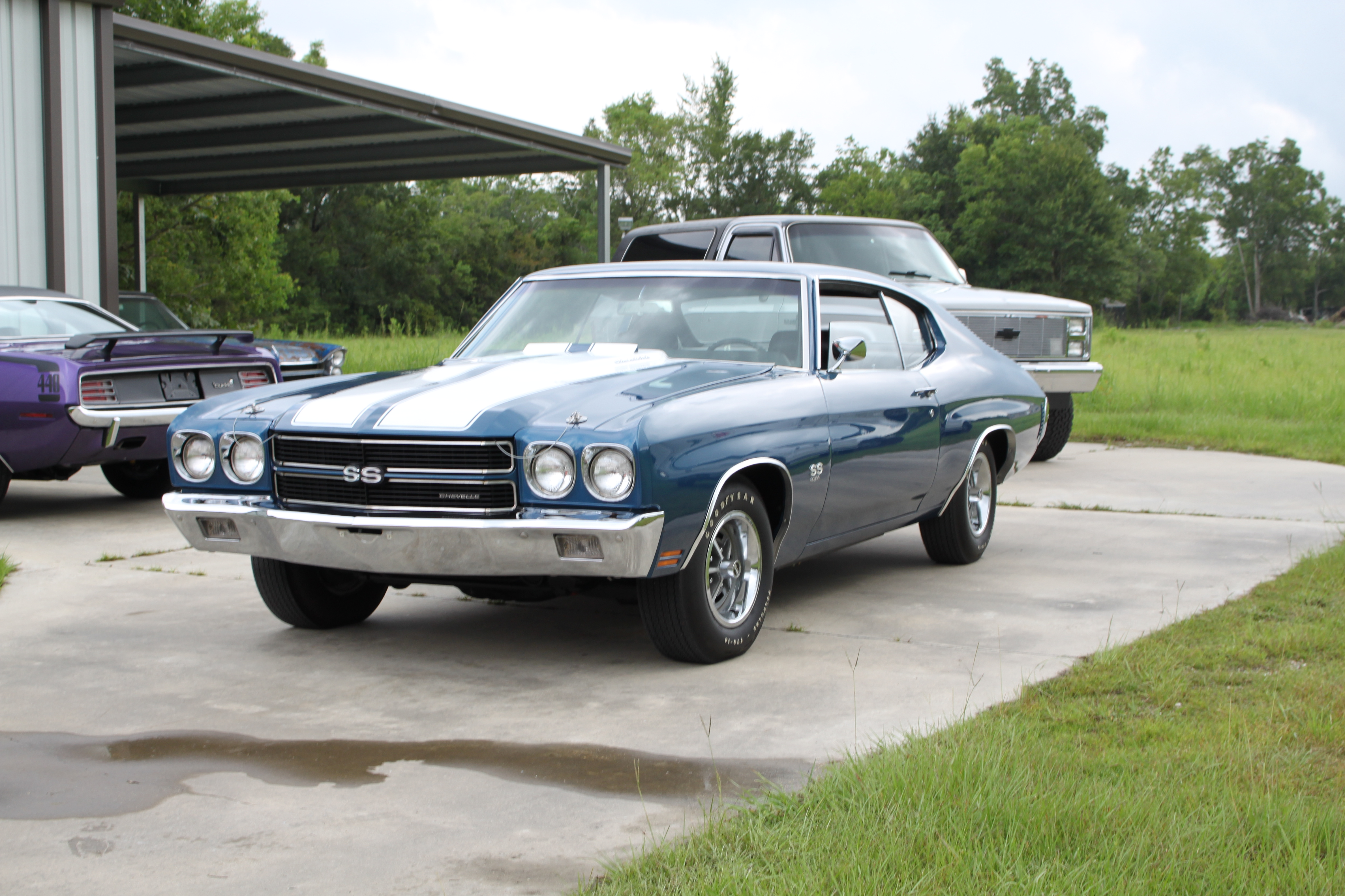 2nd Image of a 1970 CHEVROLET CHEVELLE