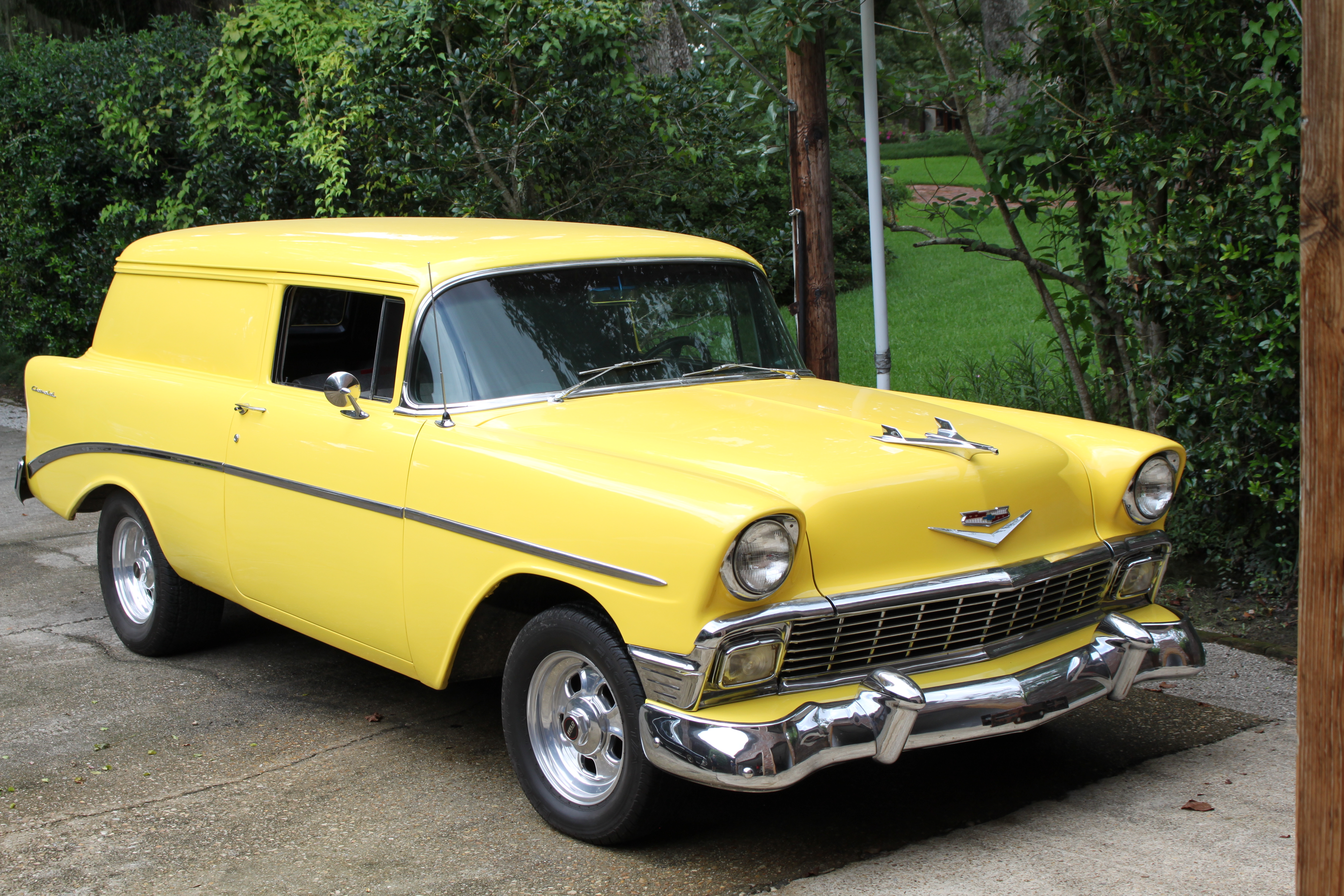 1st Image of a 1956 CHEVROLET BELAIR