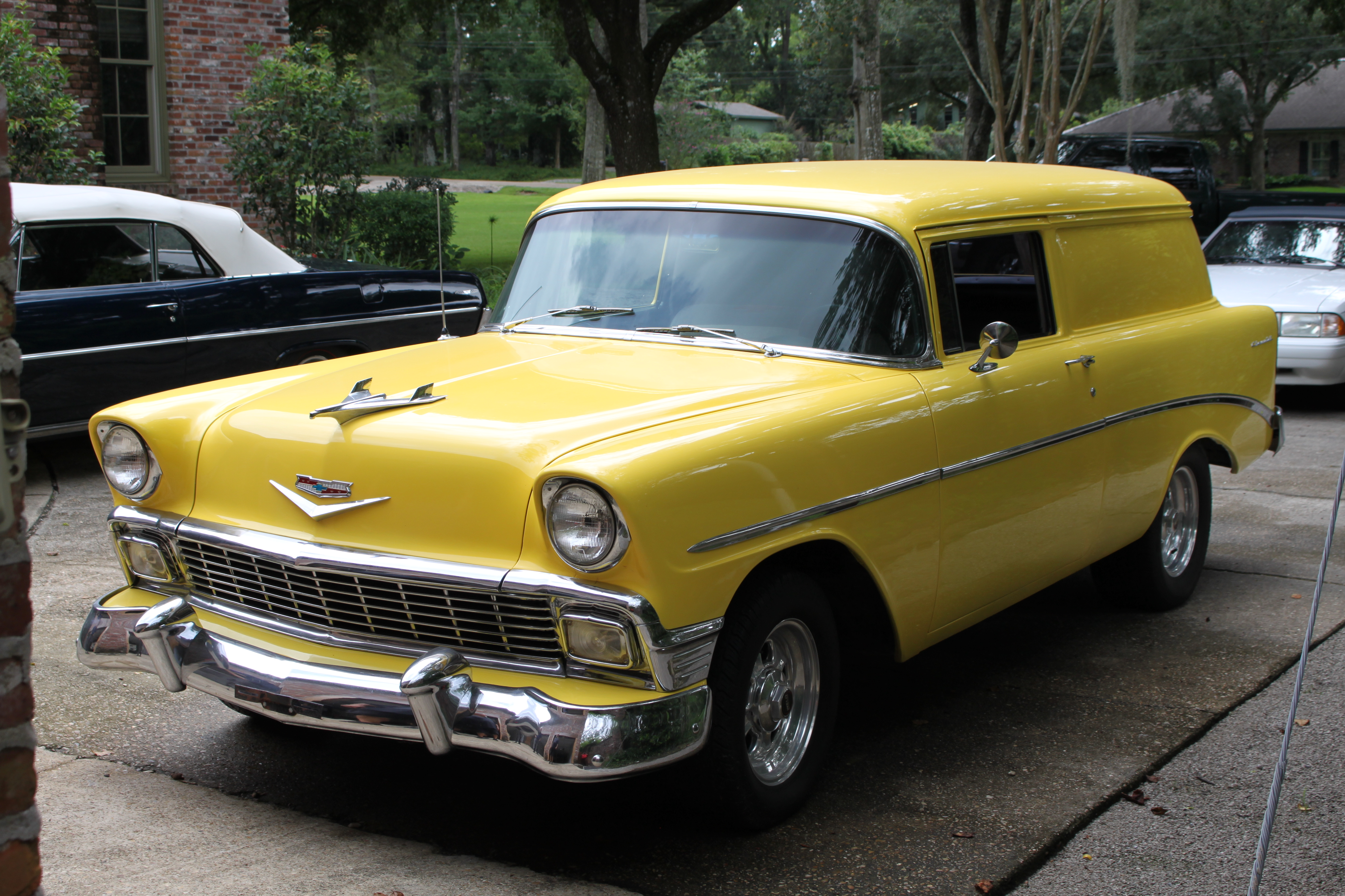 2nd Image of a 1956 CHEVROLET BELAIR