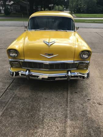3rd Image of a 1956 CHEVROLET BELAIR