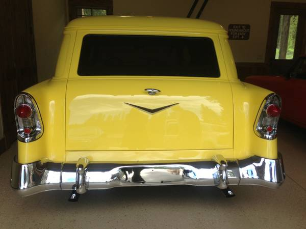 6th Image of a 1956 CHEVROLET BELAIR
