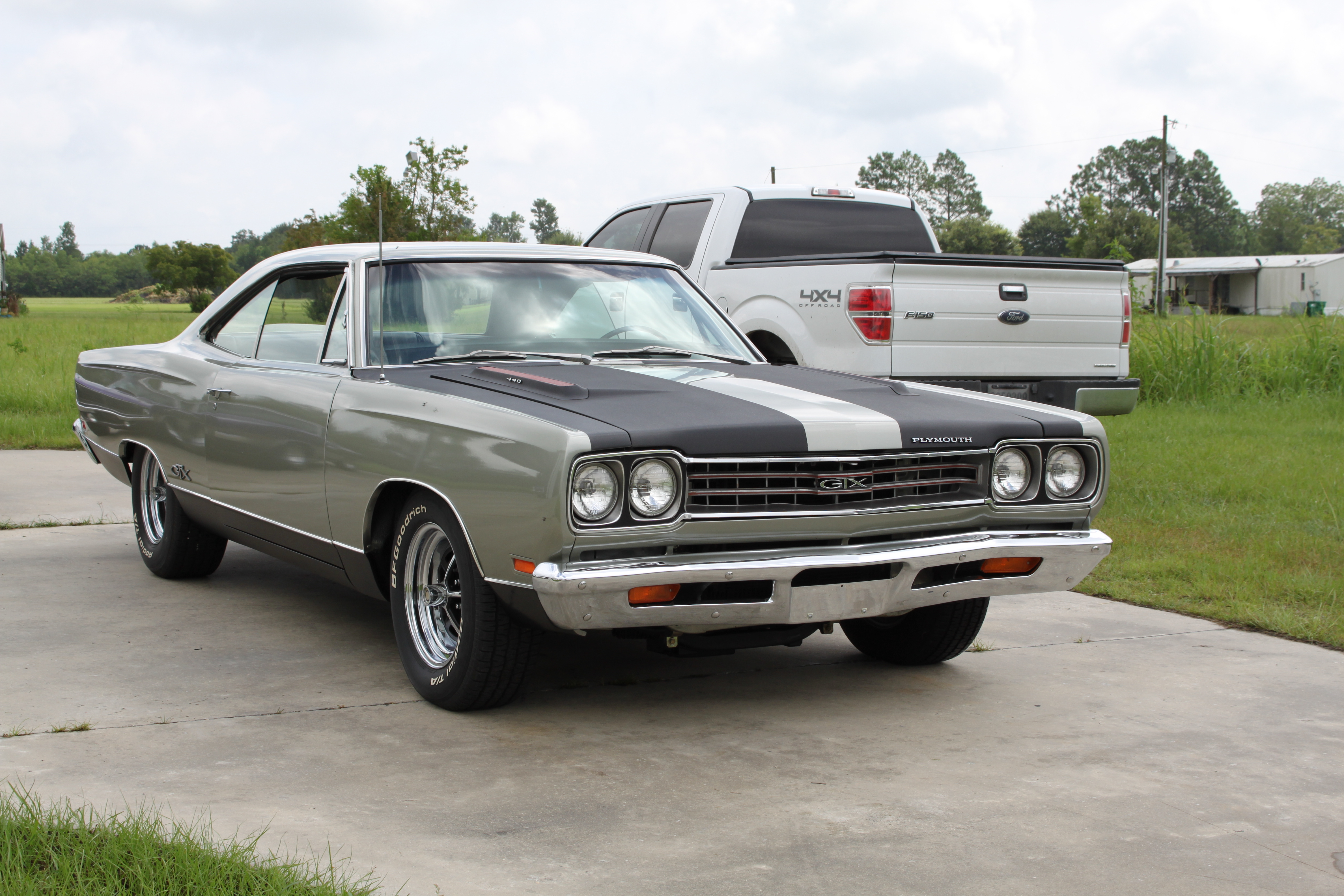 1st Image of a 1969 PLYMOUTH GTX
