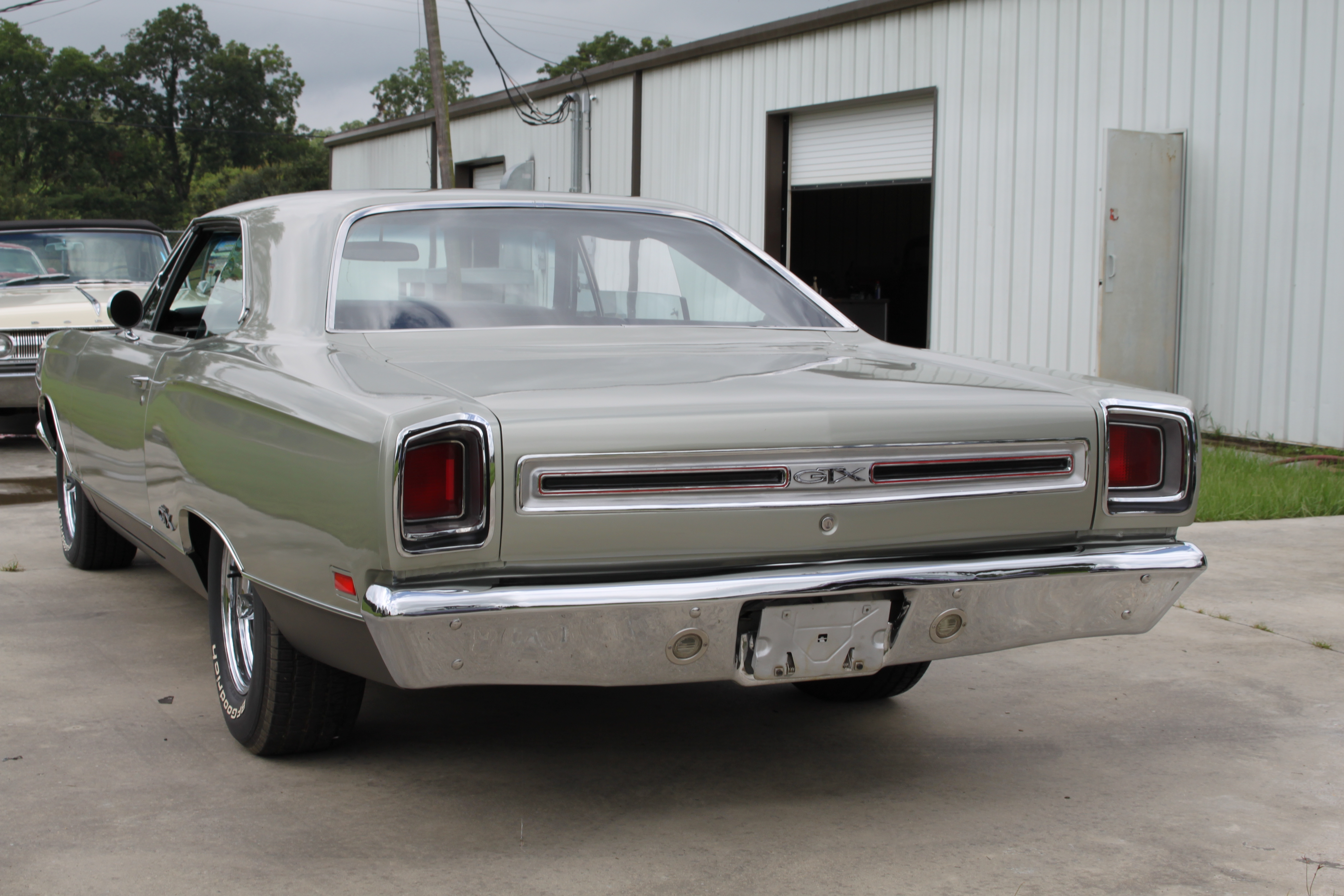 4th Image of a 1969 PLYMOUTH GTX