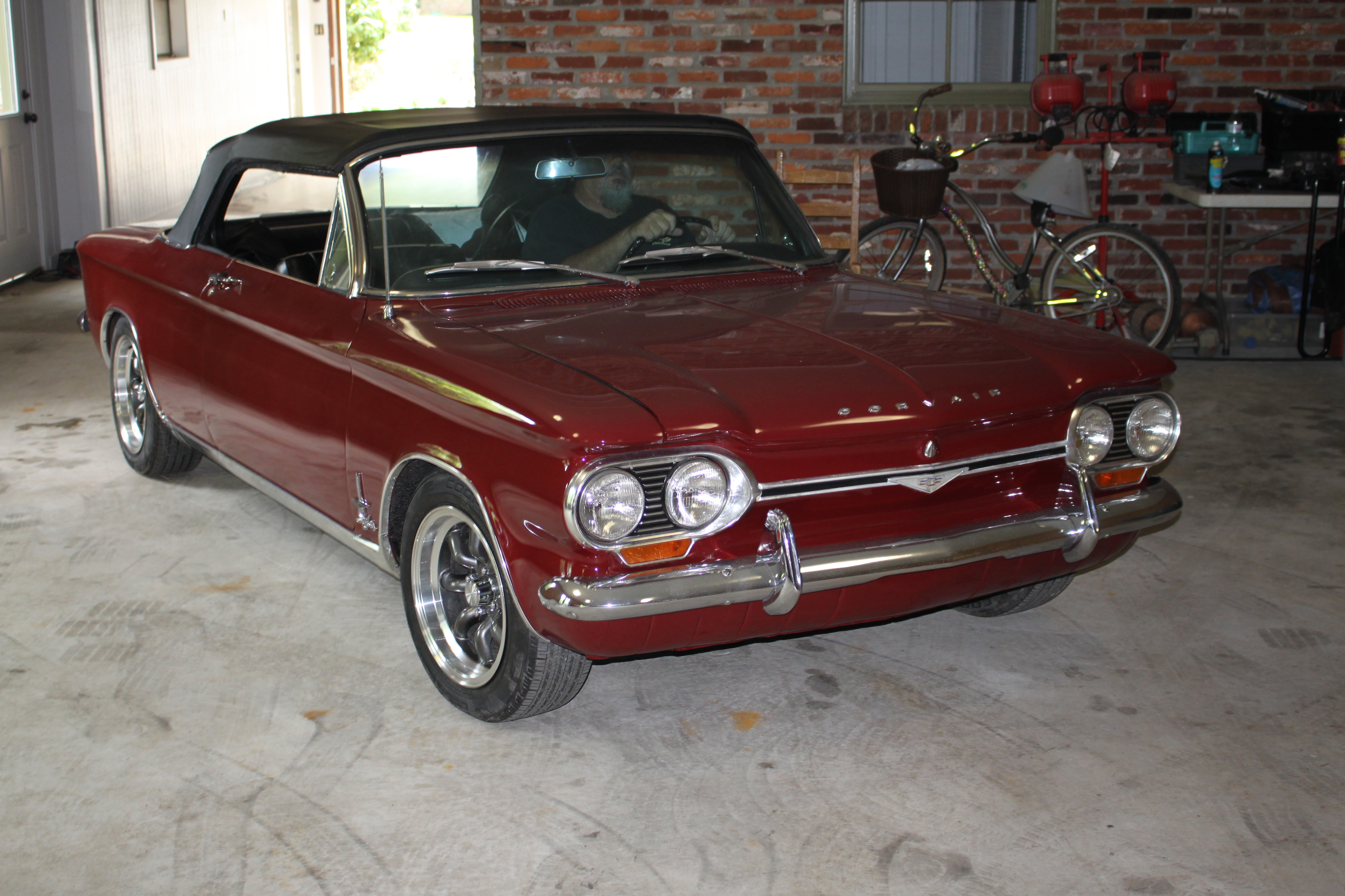 2nd Image of a 1964 CHEVROLET CORVAIR