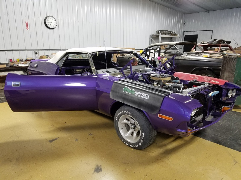 8th Image of a 1970 DODGE CHALLENGER