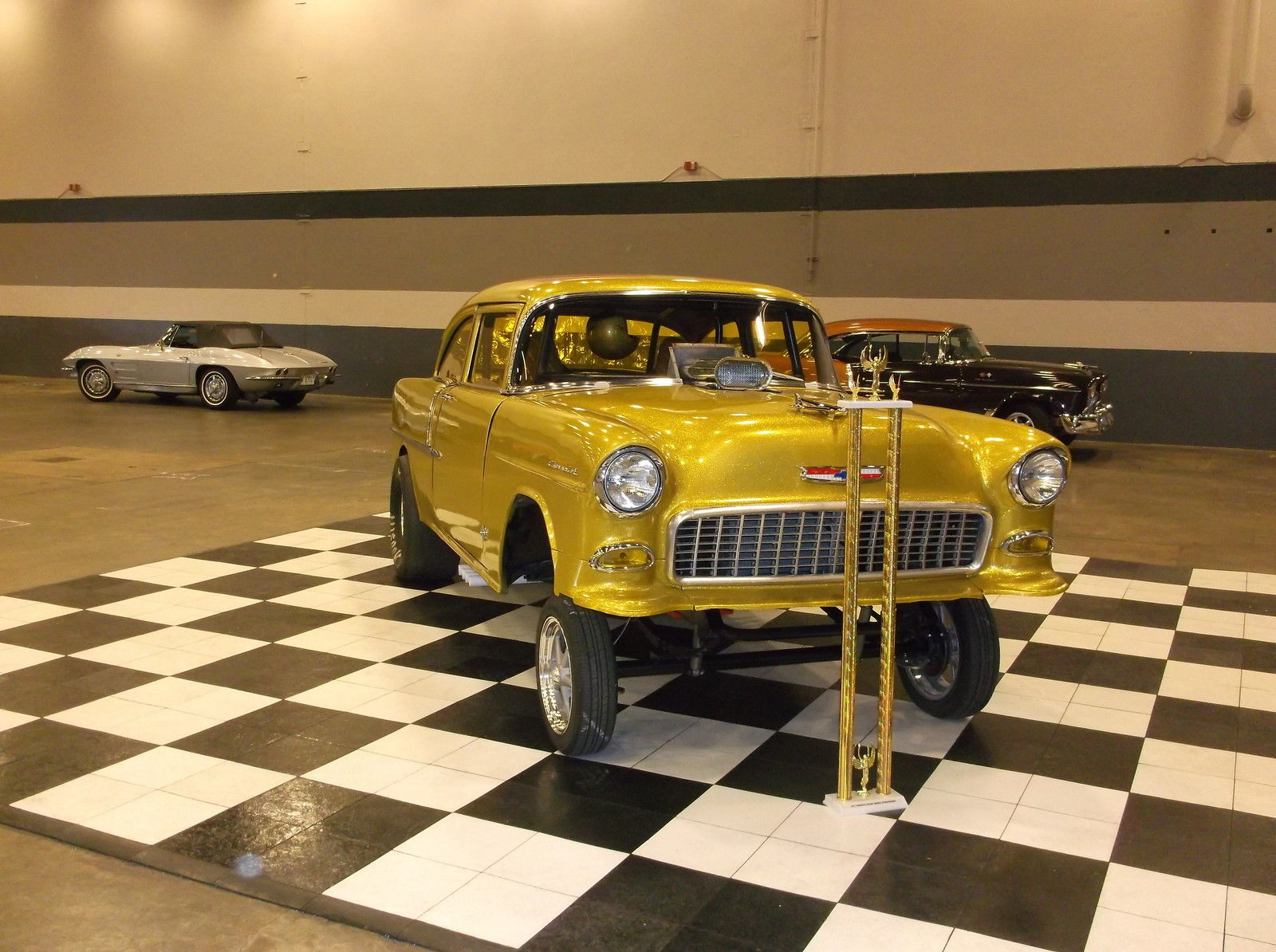 1st Image of a 1955 CHEVROLET 210/ GASSER