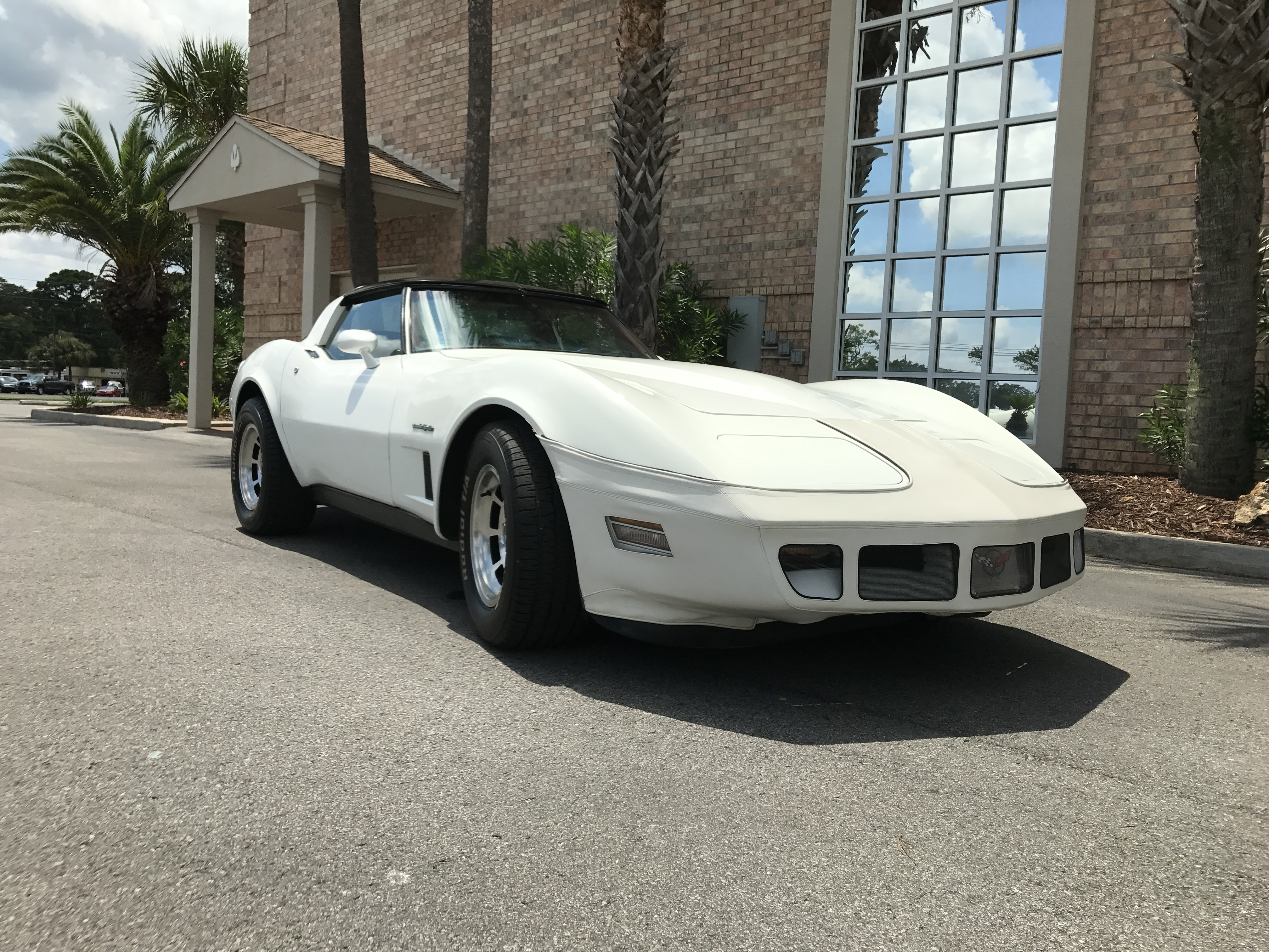 3rd Image of a 1982 CHEVROLET CORVETTE