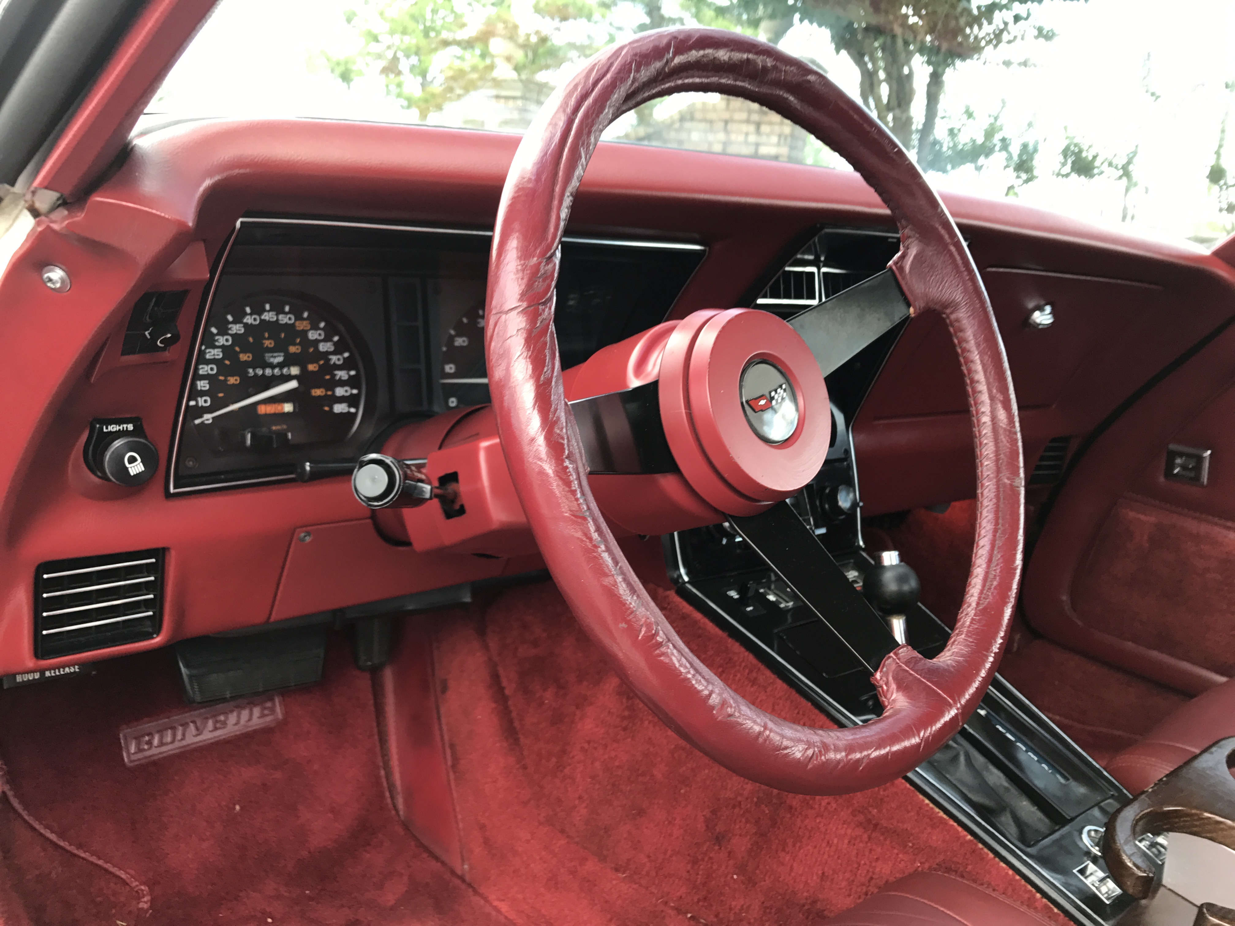 5th Image of a 1982 CHEVROLET CORVETTE