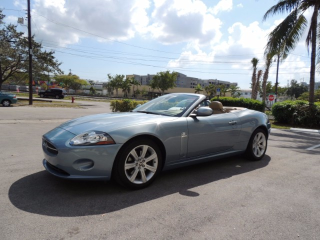 1st Image of a 2007 JAGUAR XK XK