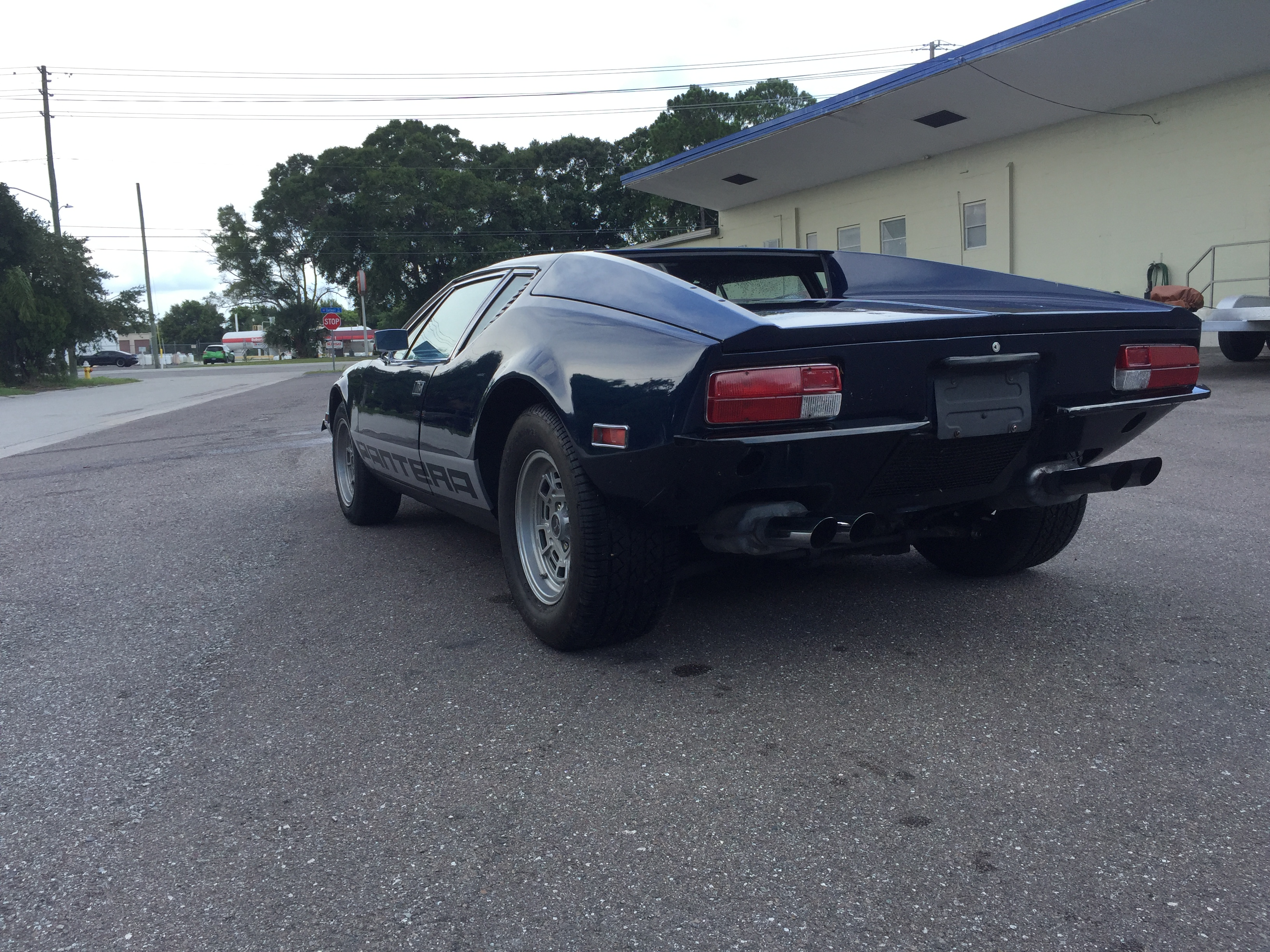 2nd Image of a 1974 DETMASO PANTERA
