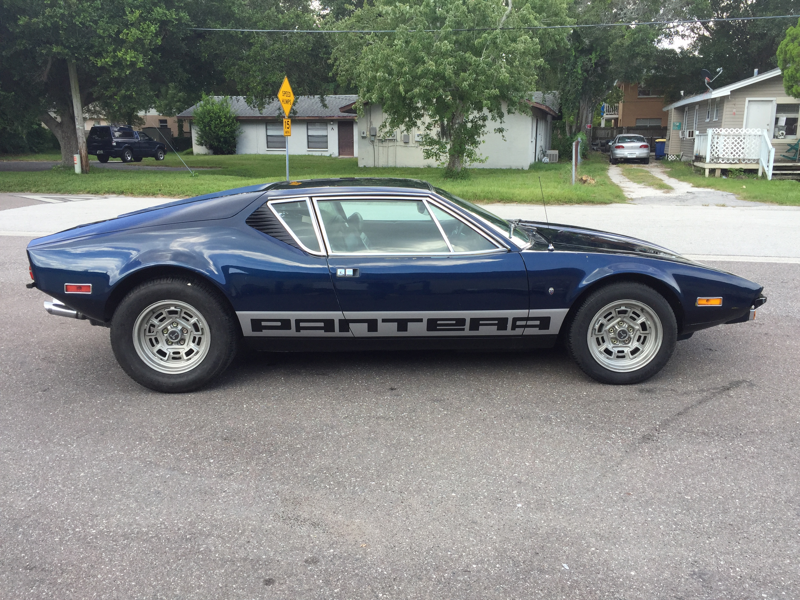 4th Image of a 1974 DETMASO PANTERA