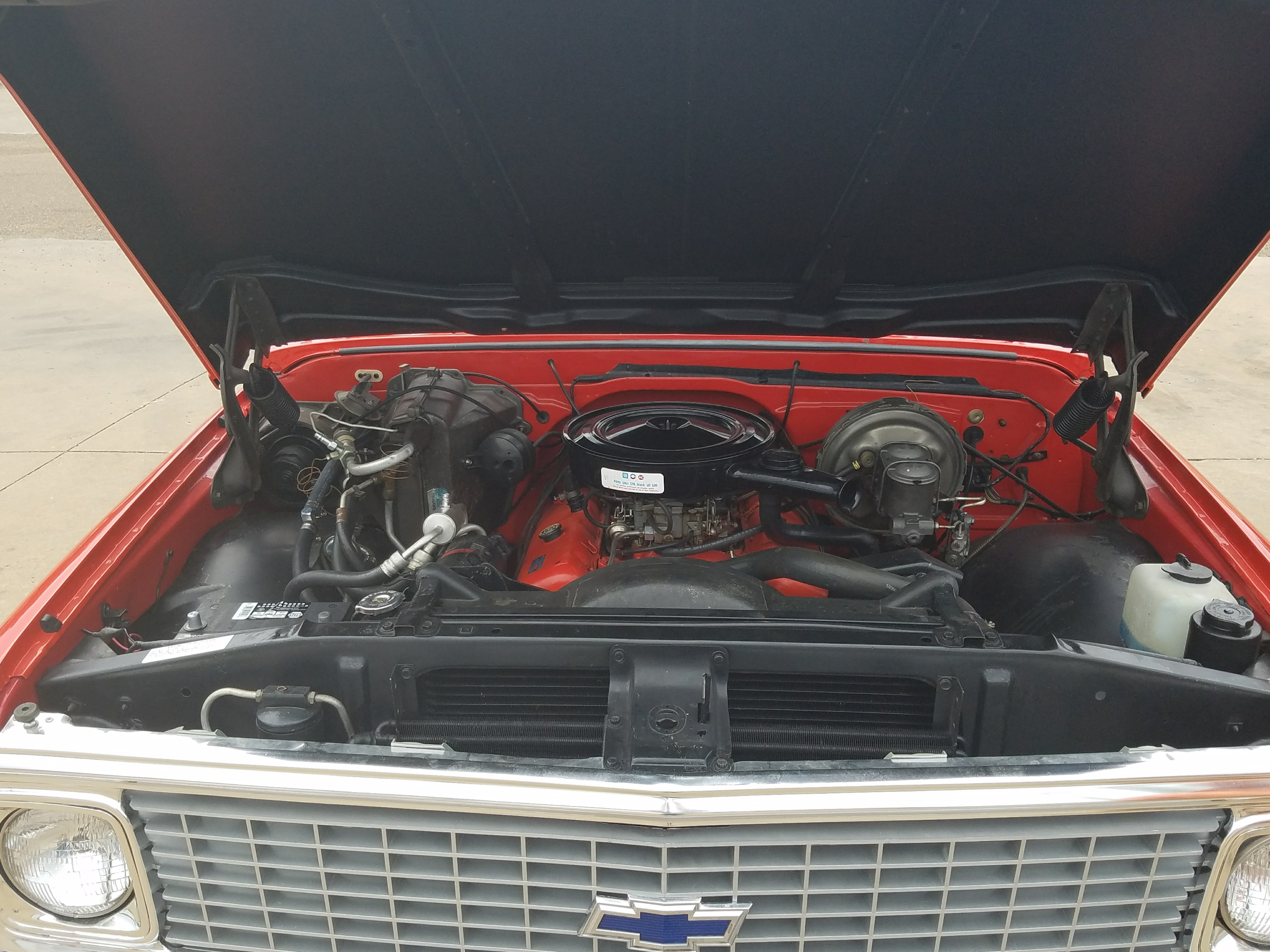 6th Image of a 1972 CHEVROLET N/A