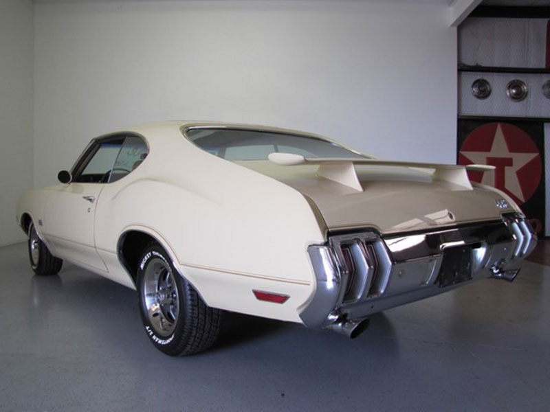 5th Image of a 1970 OLDSMOBILE 442