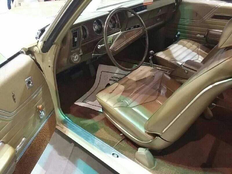 12th Image of a 1970 OLDSMOBILE 442