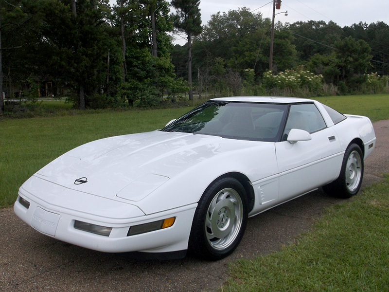 1st Image of a 1996 CHEVROLET CORVETTE