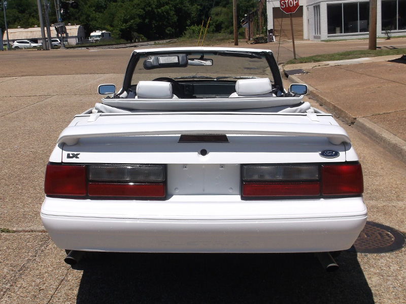 5th Image of a 1993 FORD MUSTANG LX