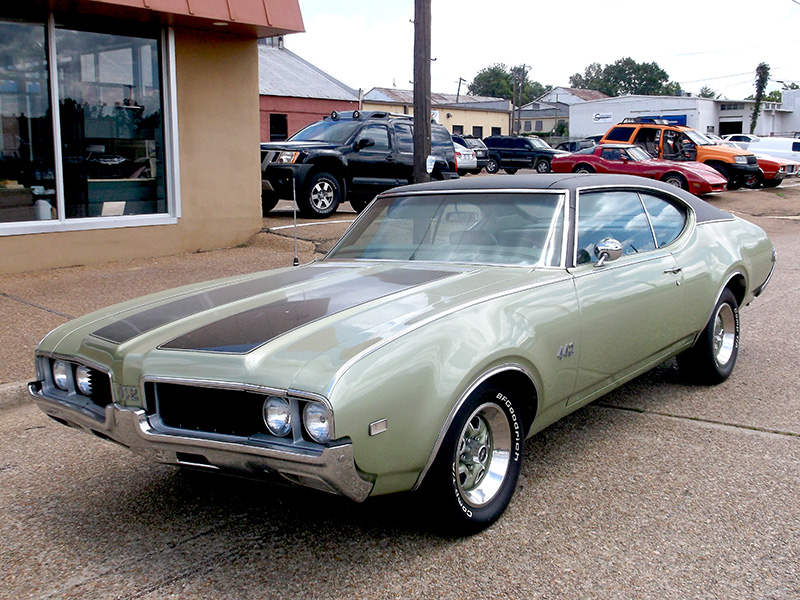 1st Image of a 1969 OLDSMOBILE 442