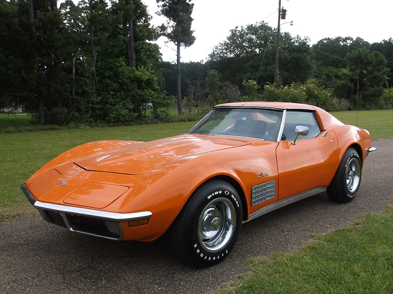 1st Image of a 1970 CHEVROLET CORVETTE