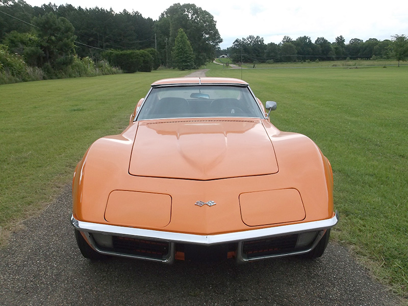 5th Image of a 1970 CHEVROLET CORVETTE
